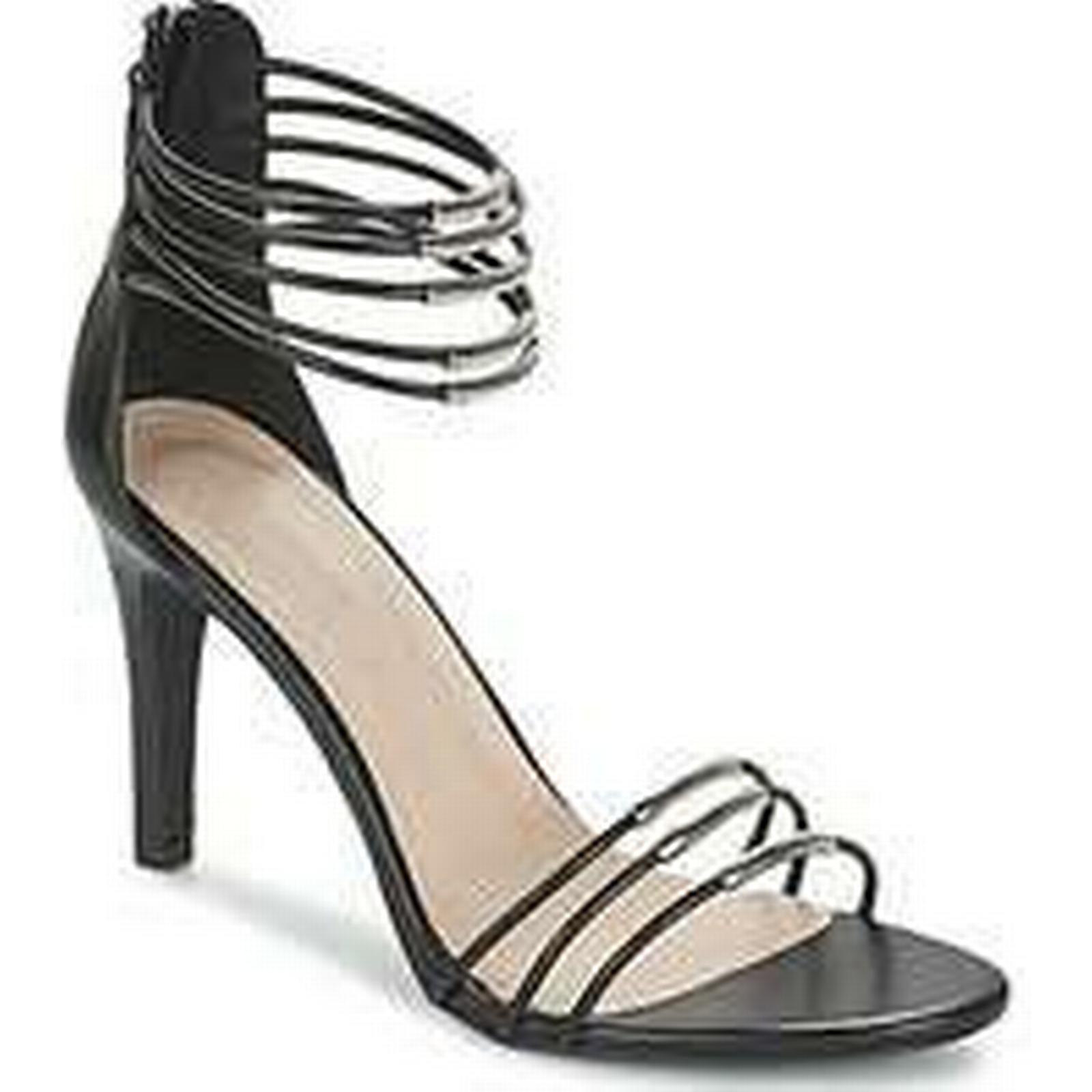 Spartoo.co.uk Ikks SANDALE Black BIJOU women's Sandals in Black SANDALE e2edec