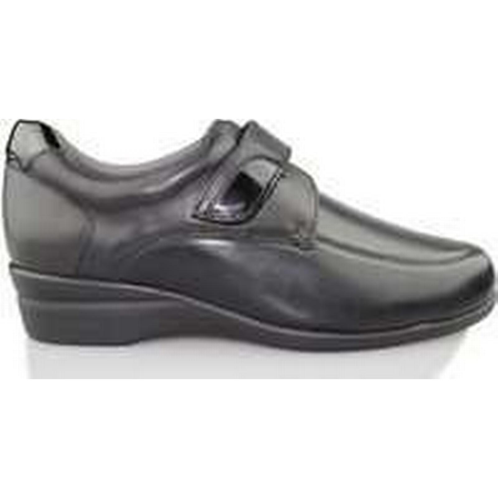 Spartoo.co.uk Dtorres shoes widths for diabetic feet and widths shoes men's Smart / Formal Shoes in Black b506d5