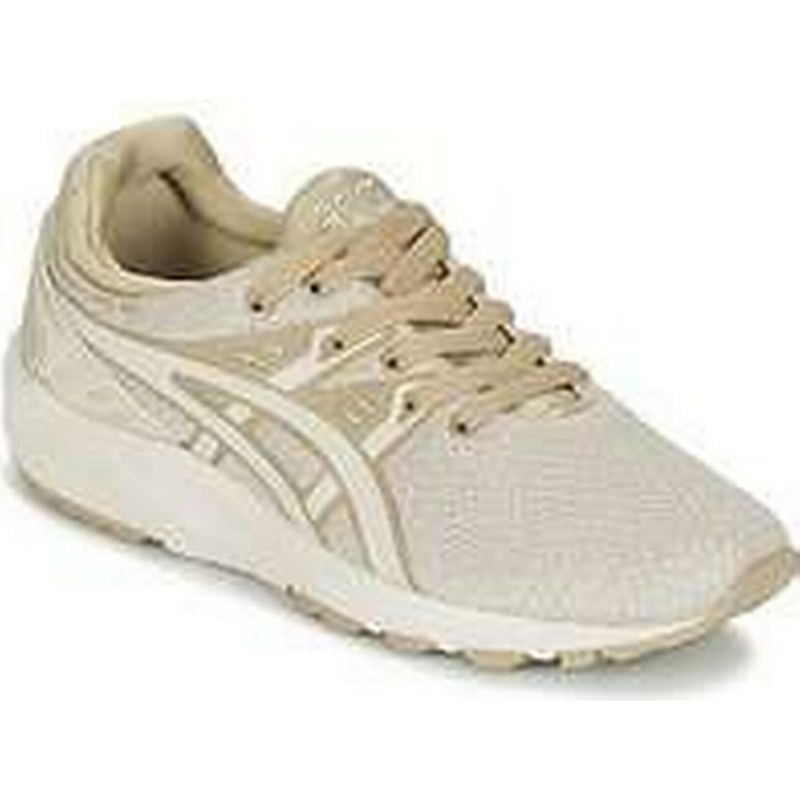 Spartoo.co.uk Asics Shoes GEL-KAYANO TRAINER EVO men's Shoes Asics (Trainers) in Beige f23b29