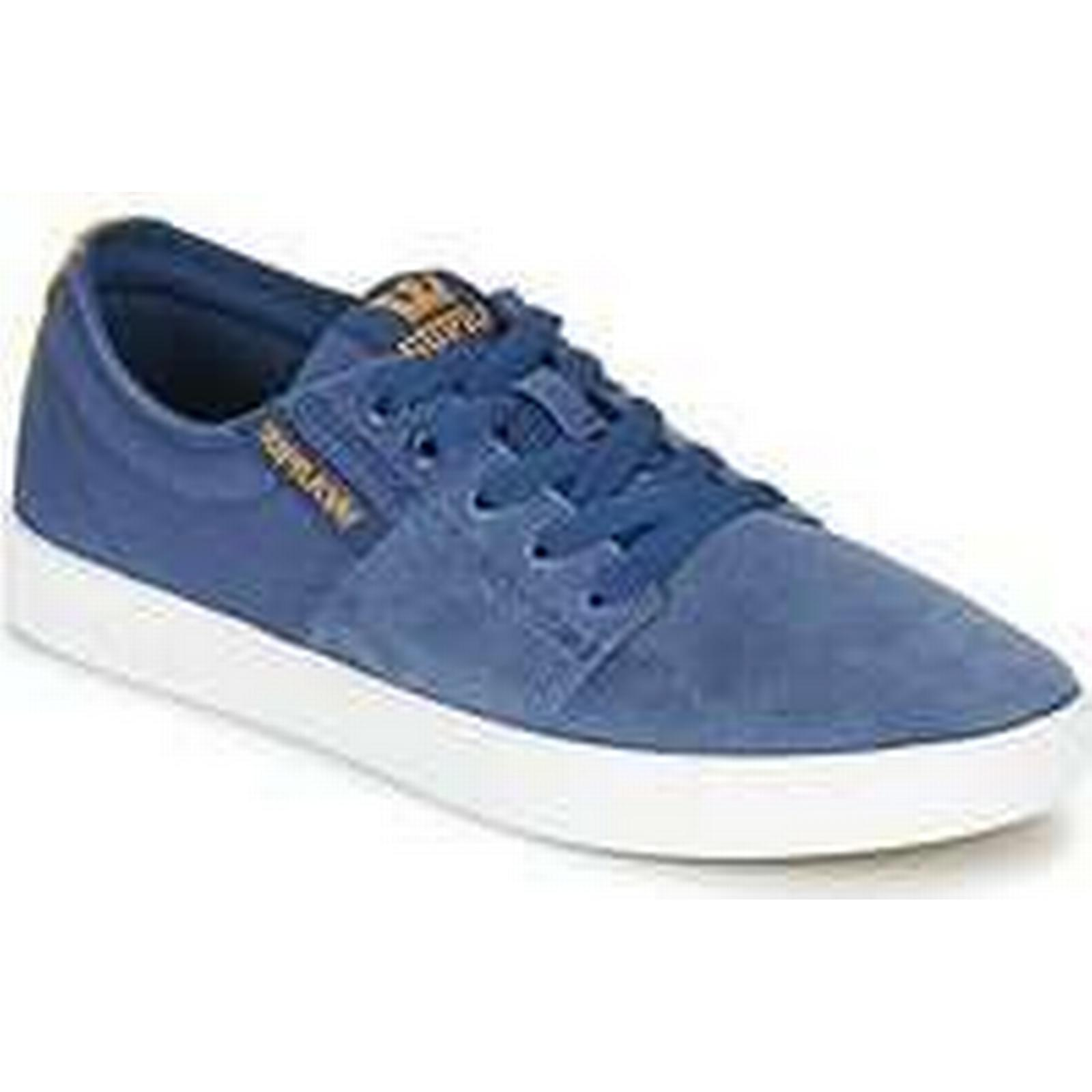 Spartoo.co.uk men's Supra STACKS II men's Spartoo.co.uk Shoes (Trainers) in Blue f0cf3c