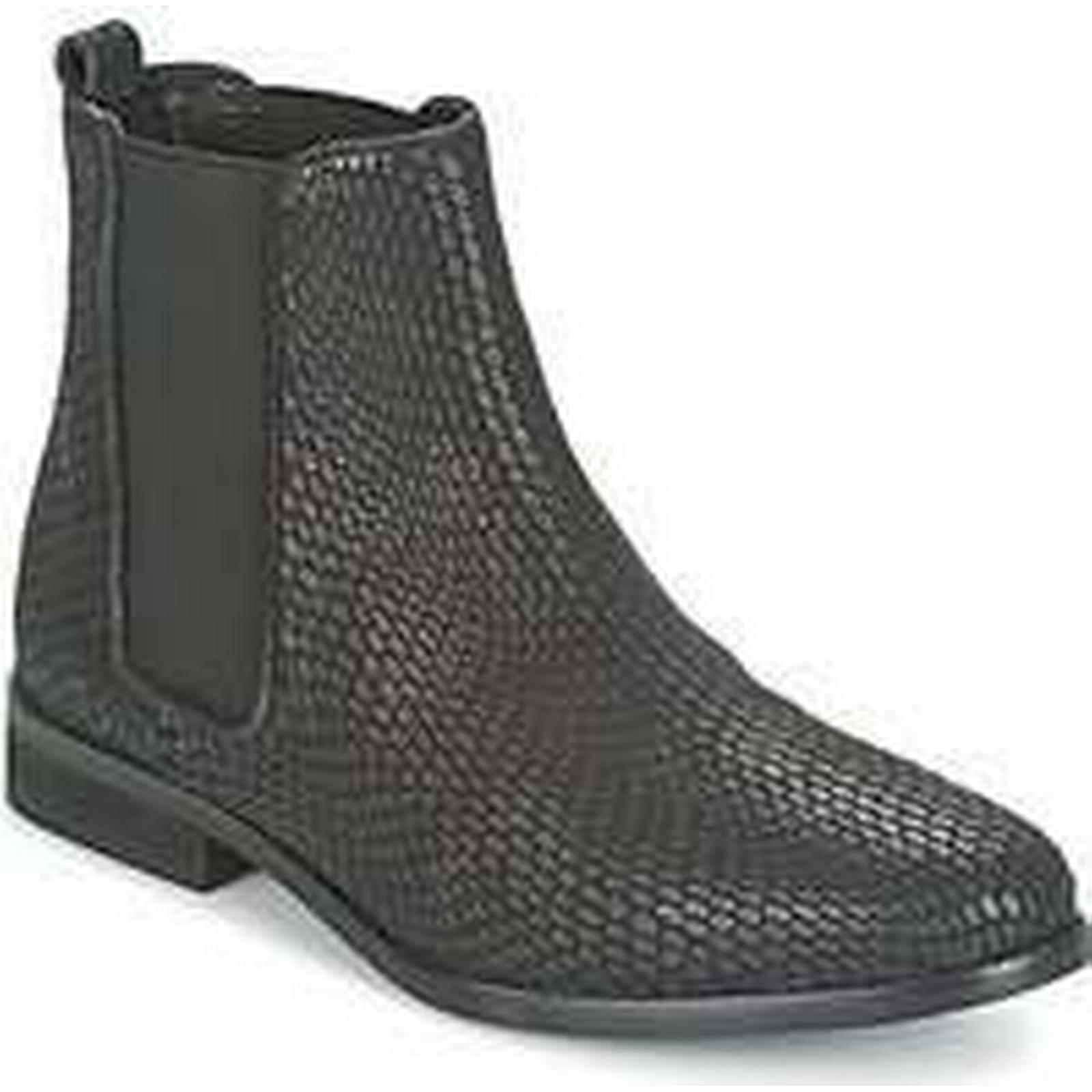 Spartoo.co.uk Maruti PASSOA women's in Mid Boots in women's Black 8d9064