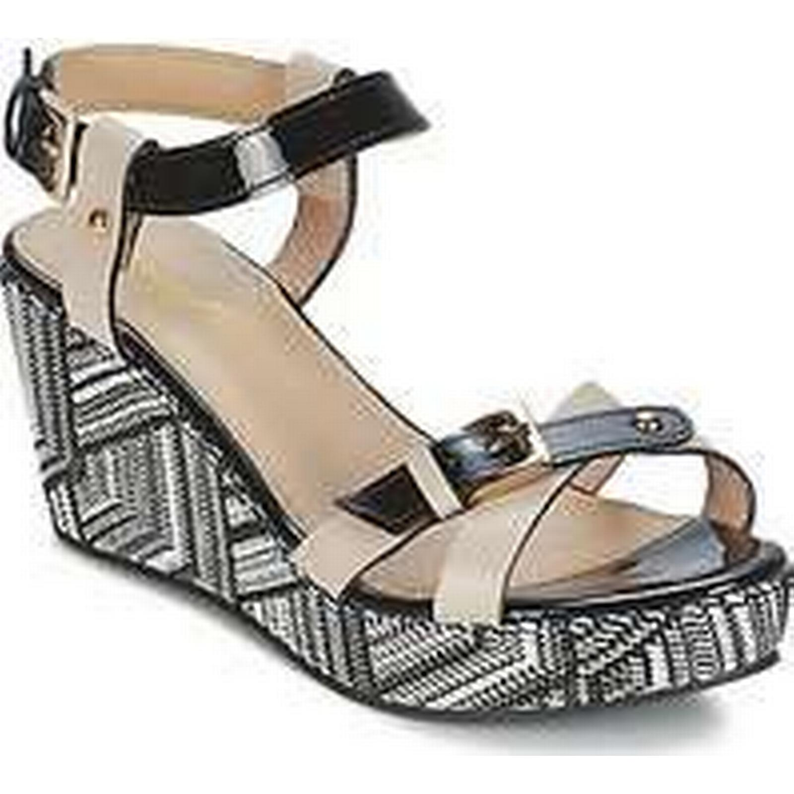 Spartoo.co.uk in Metamorf'Ose TACPOUR women's Sandals in Spartoo.co.uk Black a44c57