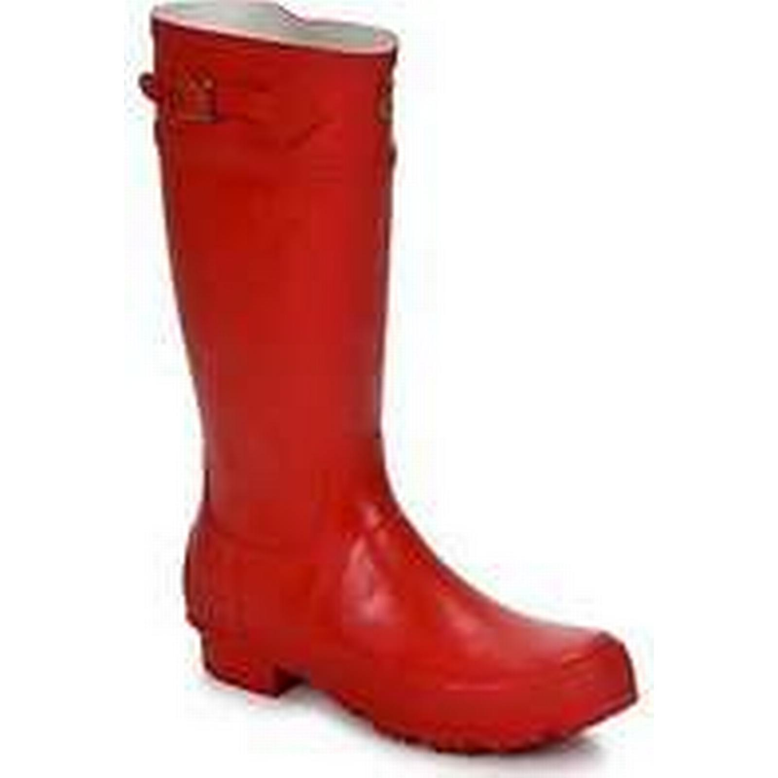 Spartoo.co.uk Superga 745 Boots RBRU WELLIES women's Wellington Boots 745 in Red 441419