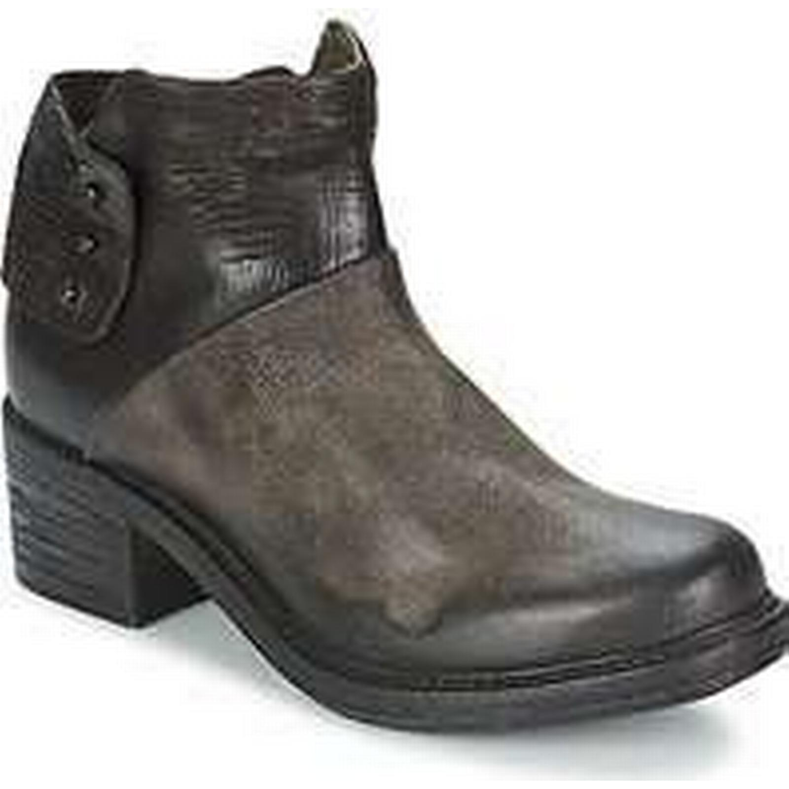 Spartoo.co.uk Airstep / A.S.98 in NOVA women's Low Ankle Boots in A.S.98 Brown 41d862