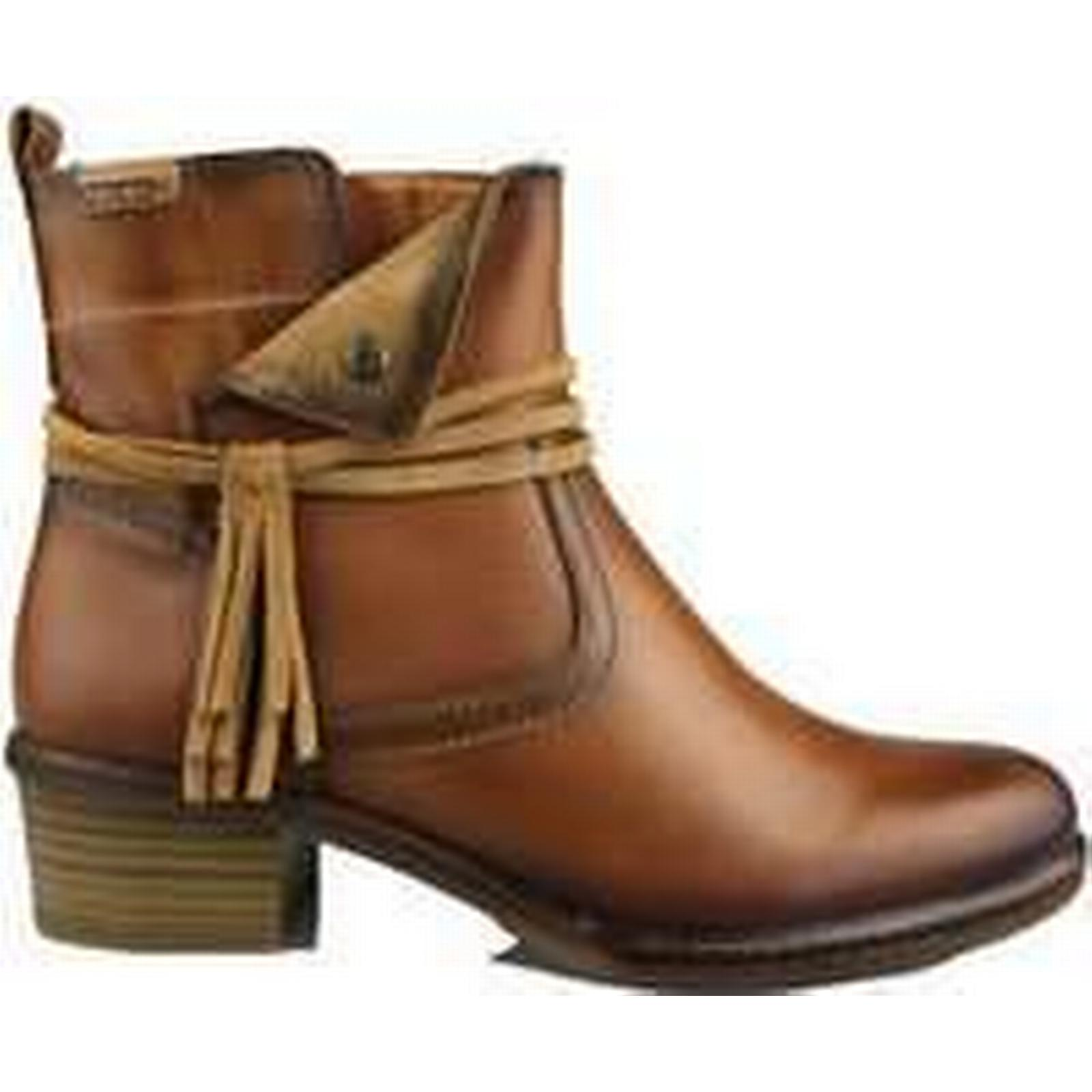 Spartoo.co.uk Pikolinos Ankle - women's Low Ankle Pikolinos Boots in Brown 029a9e