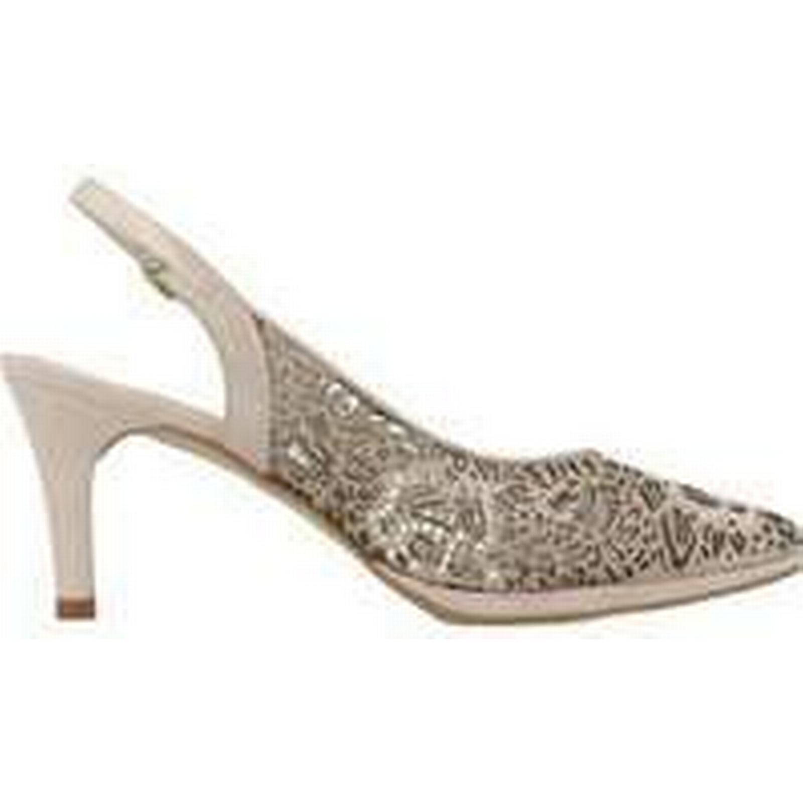 Spartoo.co.uk Argenta in 27041 women's Court Shoes in Argenta Beige 3035ae