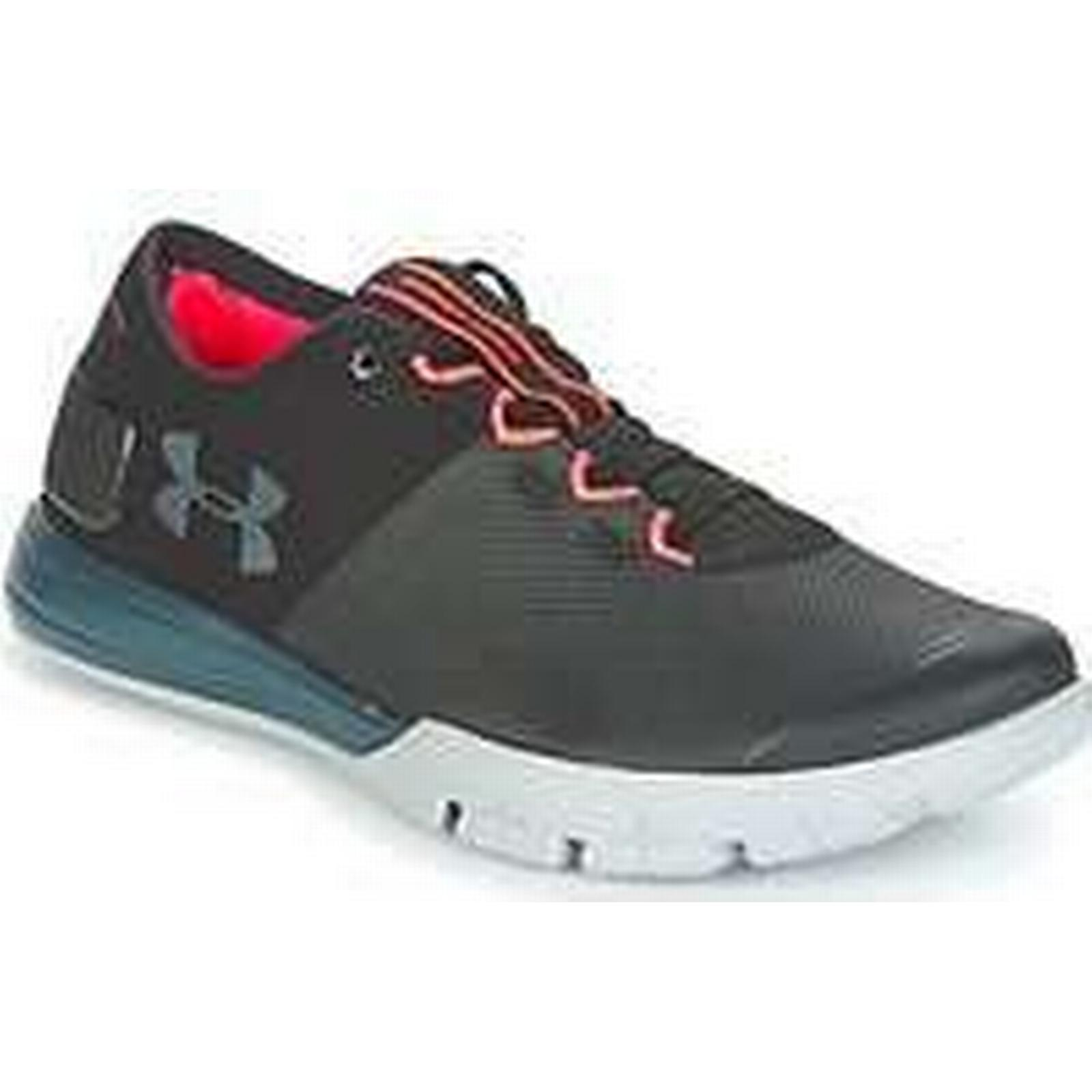 Spartoo.co.uk Under Armour Trainers UA CHARGED ULTIMATE TR 2.0 men's Trainers Armour in Black 1e2ccb