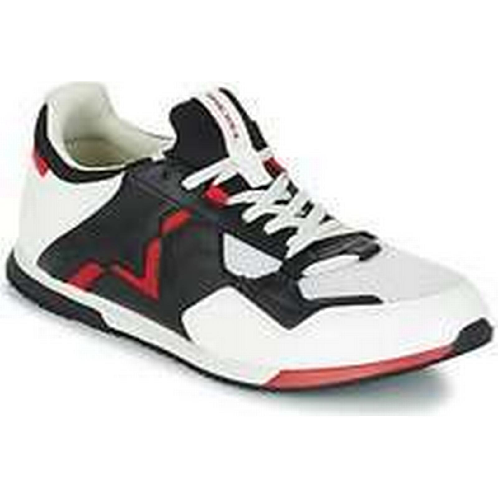 Spartoo.co.uk men's Diesel S-FURYY men's Spartoo.co.uk Shoes (Trainers) in White a309e6