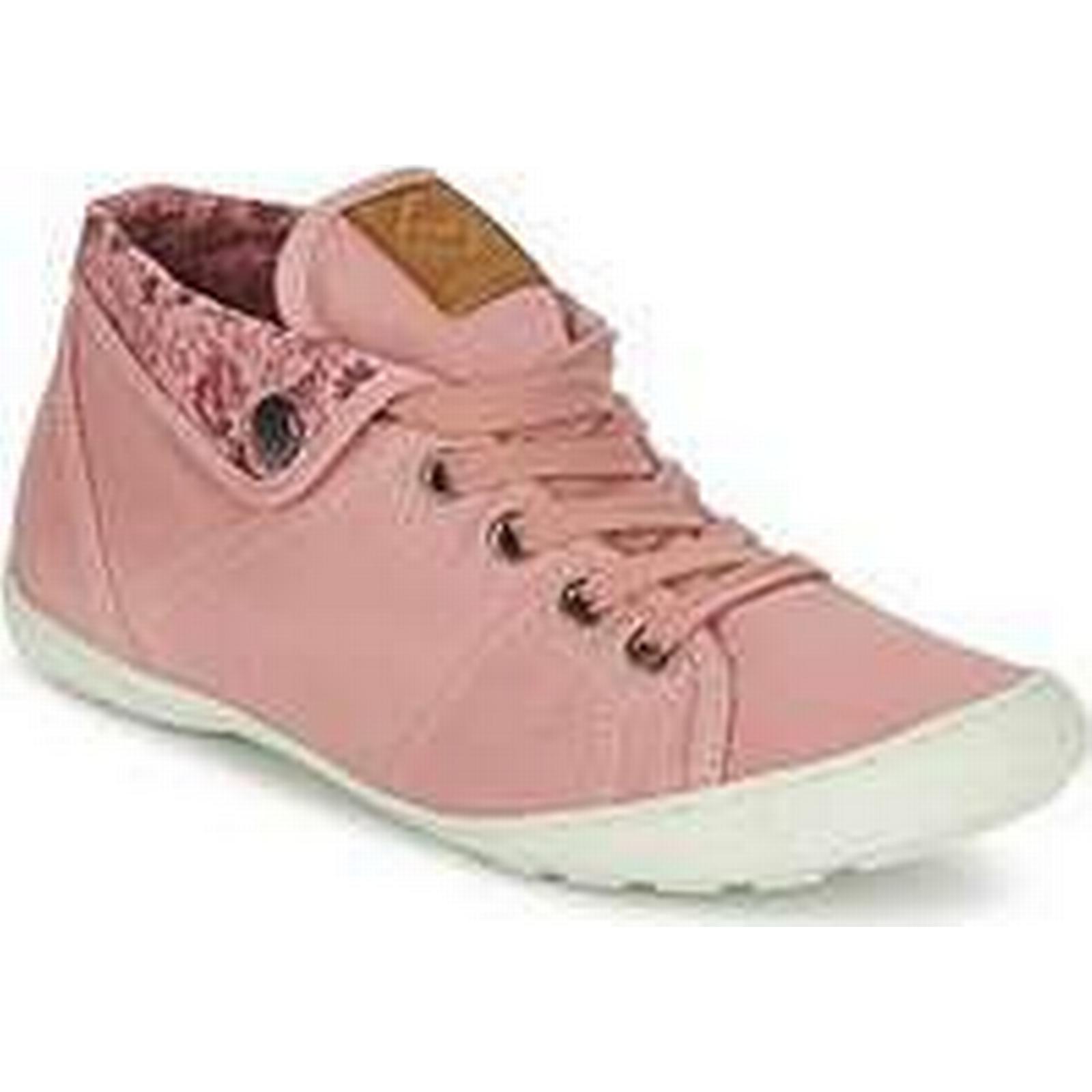 Spartoo.co.uk PLDM (High-top by Palladium GAETANE TWL women's Shoes (High-top PLDM Trainers) in Pink 122eeb