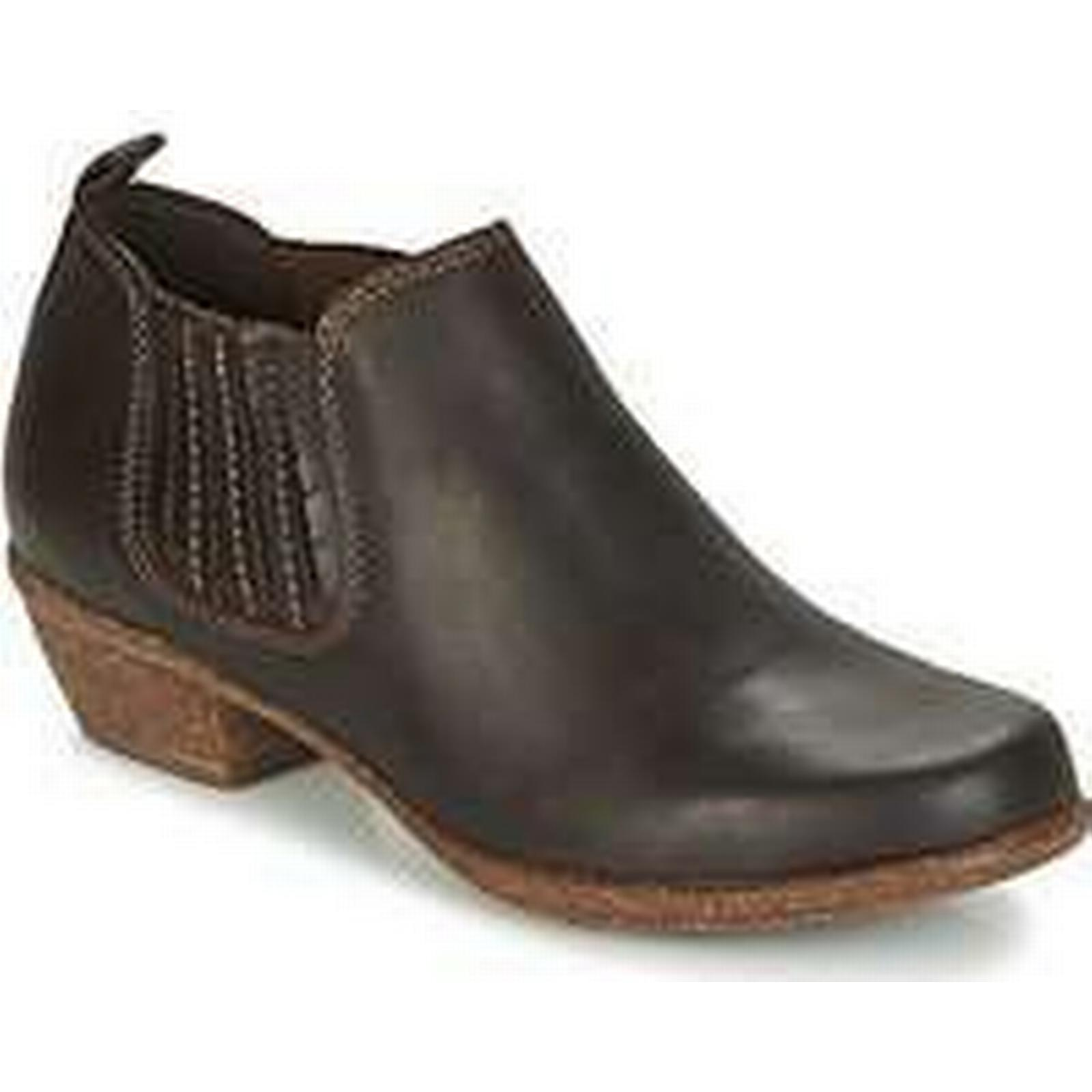 Spartoo.co.uk Mid Clarks WILROSE JADE women's Mid Spartoo.co.uk Boots in Brown 05d829