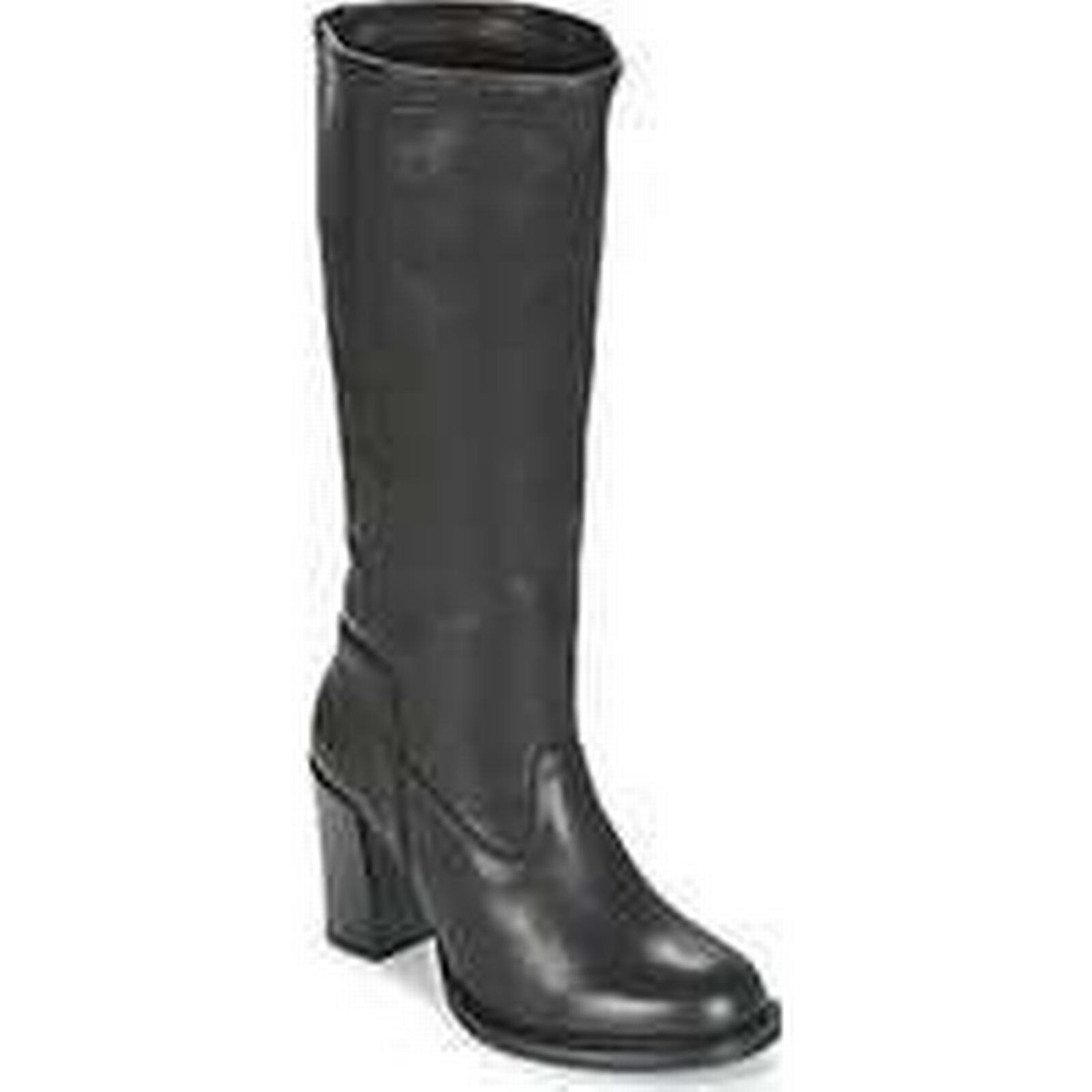 Spartoo.co.uk PLDM by Boots Palladium HARTVILLE IBX women's High Boots by in Black b82d92