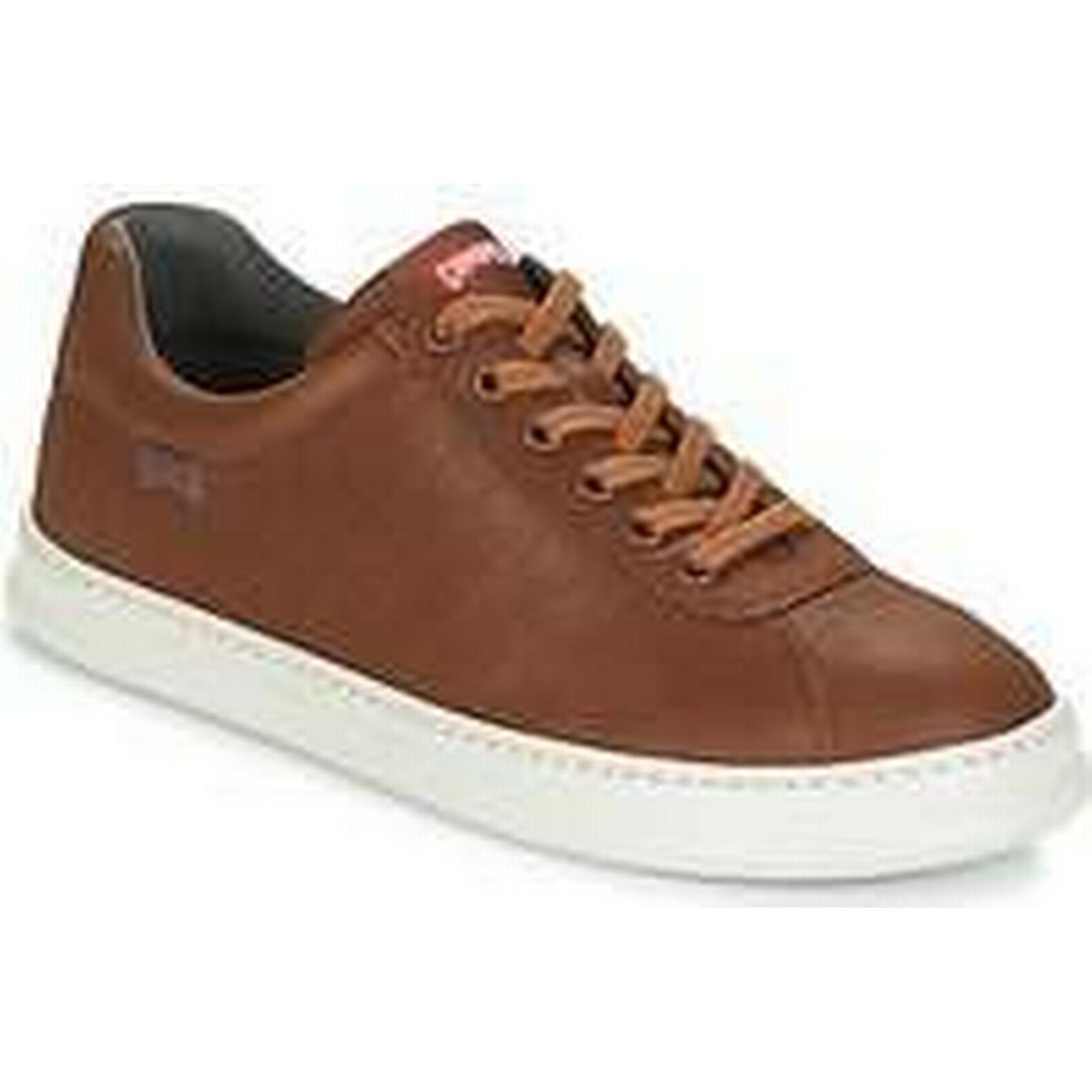 Spartoo.co.uk Camper RUNNER 4 Brown men's Shoes (Trainers) in Brown 4 780868