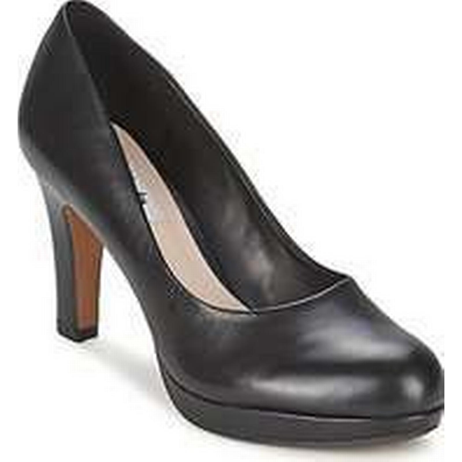 Spartoo.co.uk Clarks CRISP in KENDRA women's Court Shoes in CRISP Black dca915
