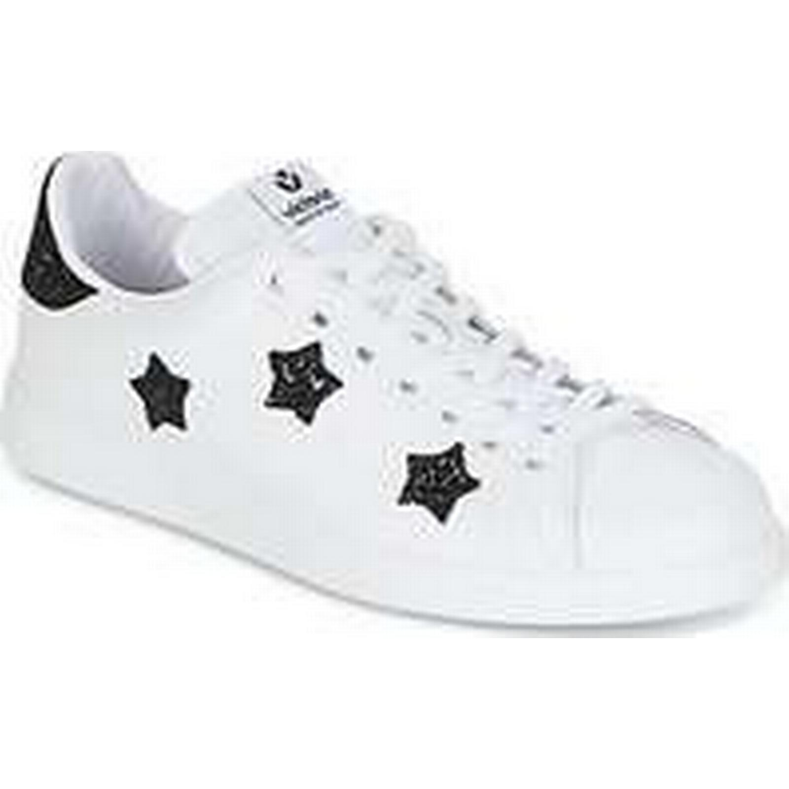 Spartoo.co.uk Victoria DEPORTIVO BASKET in APLICACION women's Shoes (Trainers) in BASKET White 90cf27