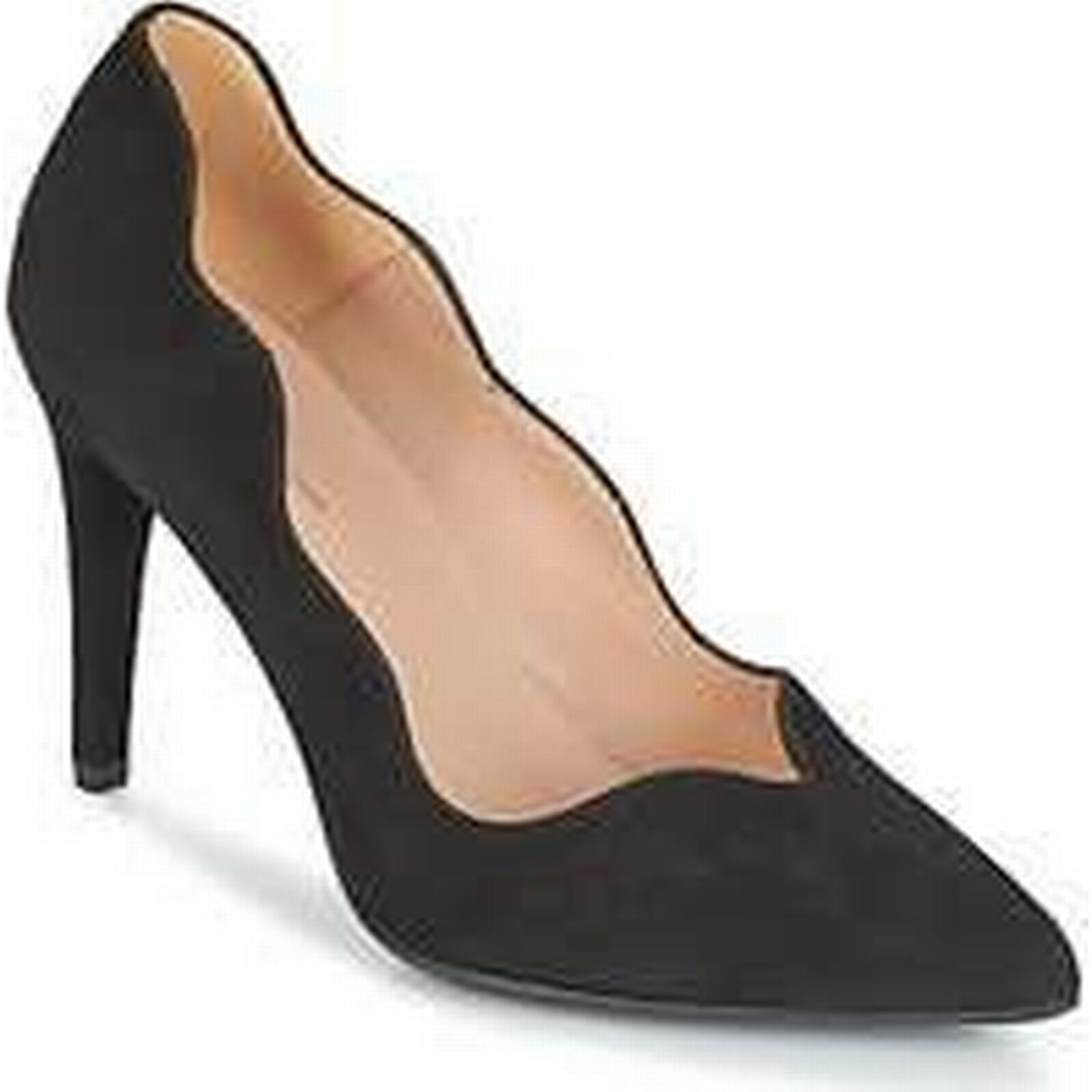 Spartoo.co.uk Betty Shoes London HANIA women's Court Shoes Betty in Black d36a88