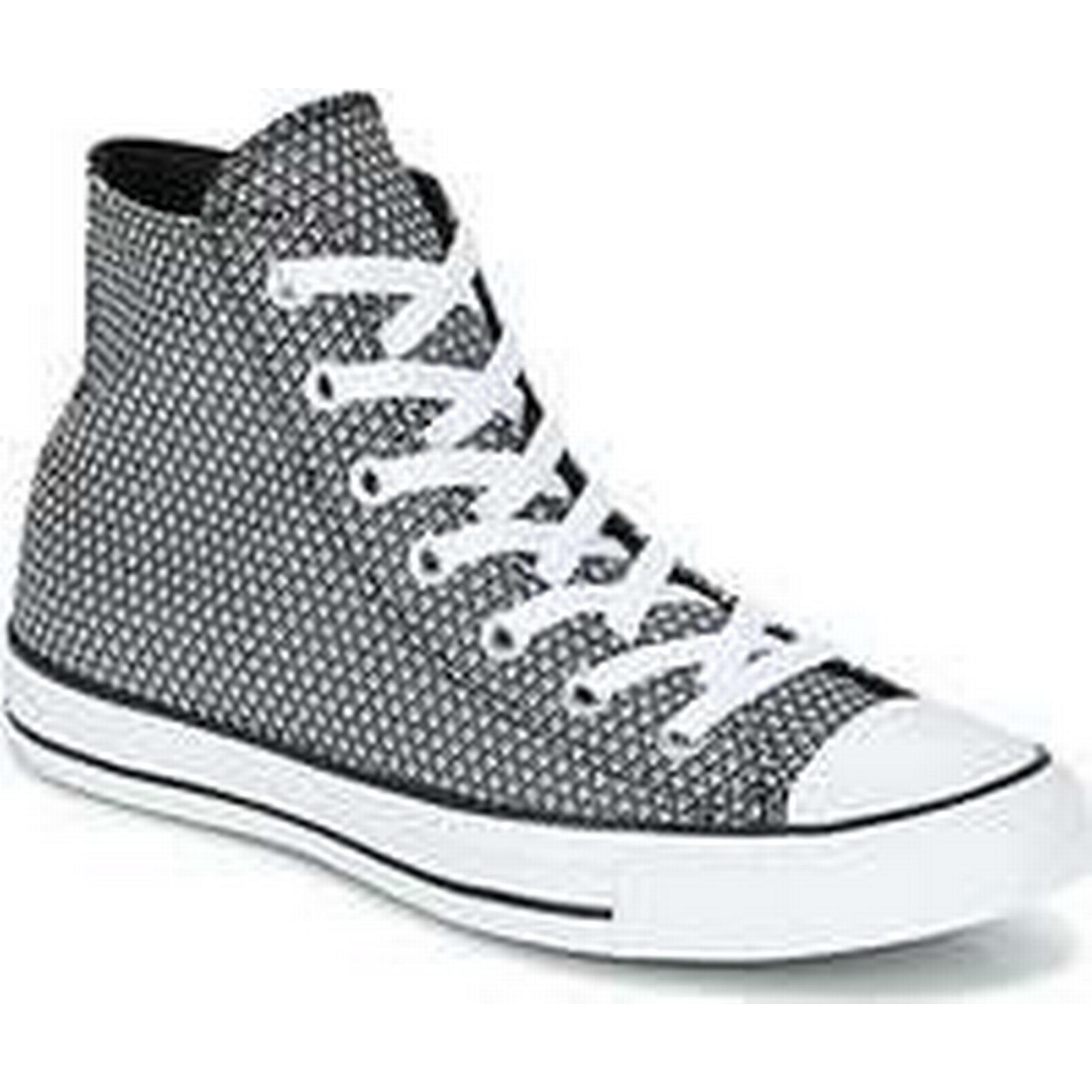 Spartoo.co.uk Converse - CHUCK TAYLOR ALL STAR - Converse HI women's Shoes (High-top Trainers) in Black 2ae138