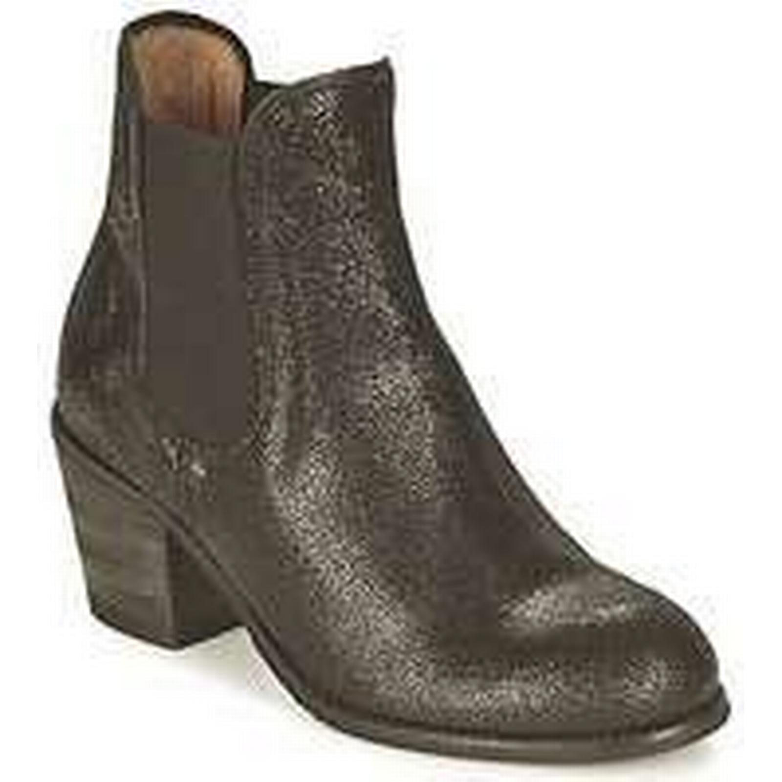 Spartoo.co.uk Coqueterra MAGGIE in women's Low Ankle Boots in MAGGIE Black 2a6b9b