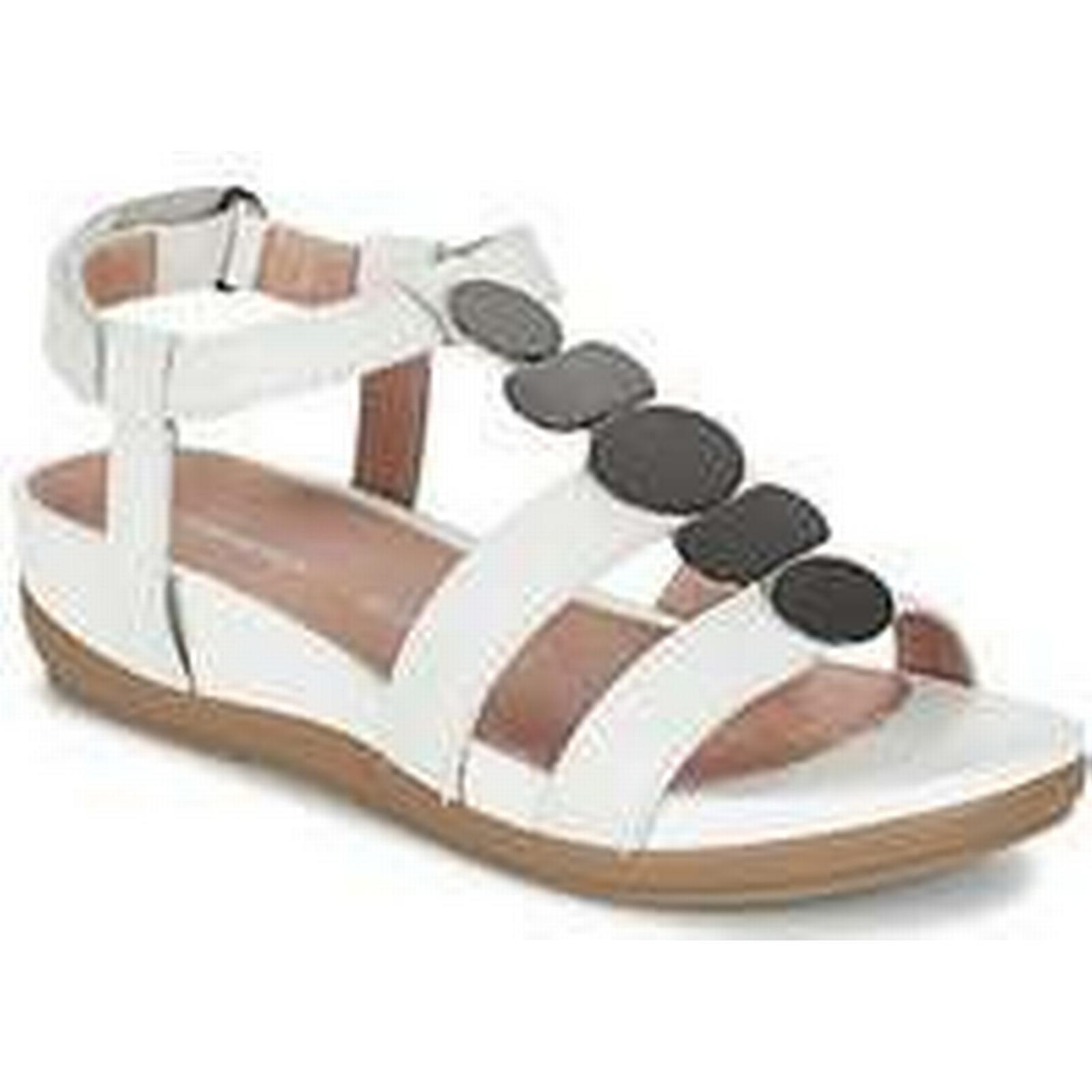 Spartoo.co.uk in Stonefly EVE women's Sandals in Spartoo.co.uk White 2db86d