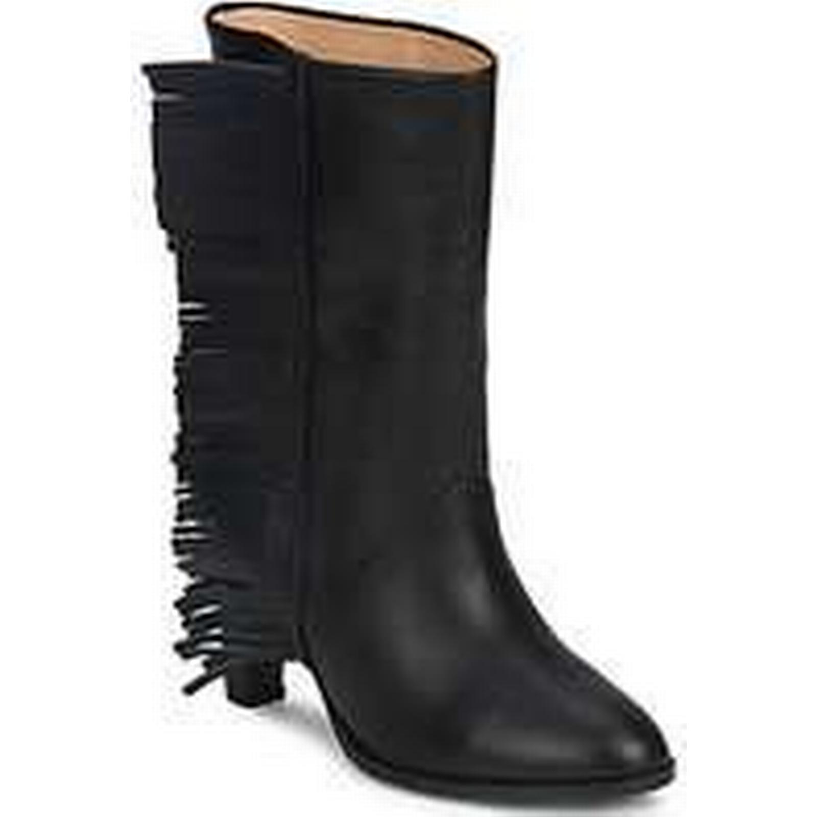 Spartoo.co.uk MySuelly GAD Boots women's High Boots GAD in Black 82d237