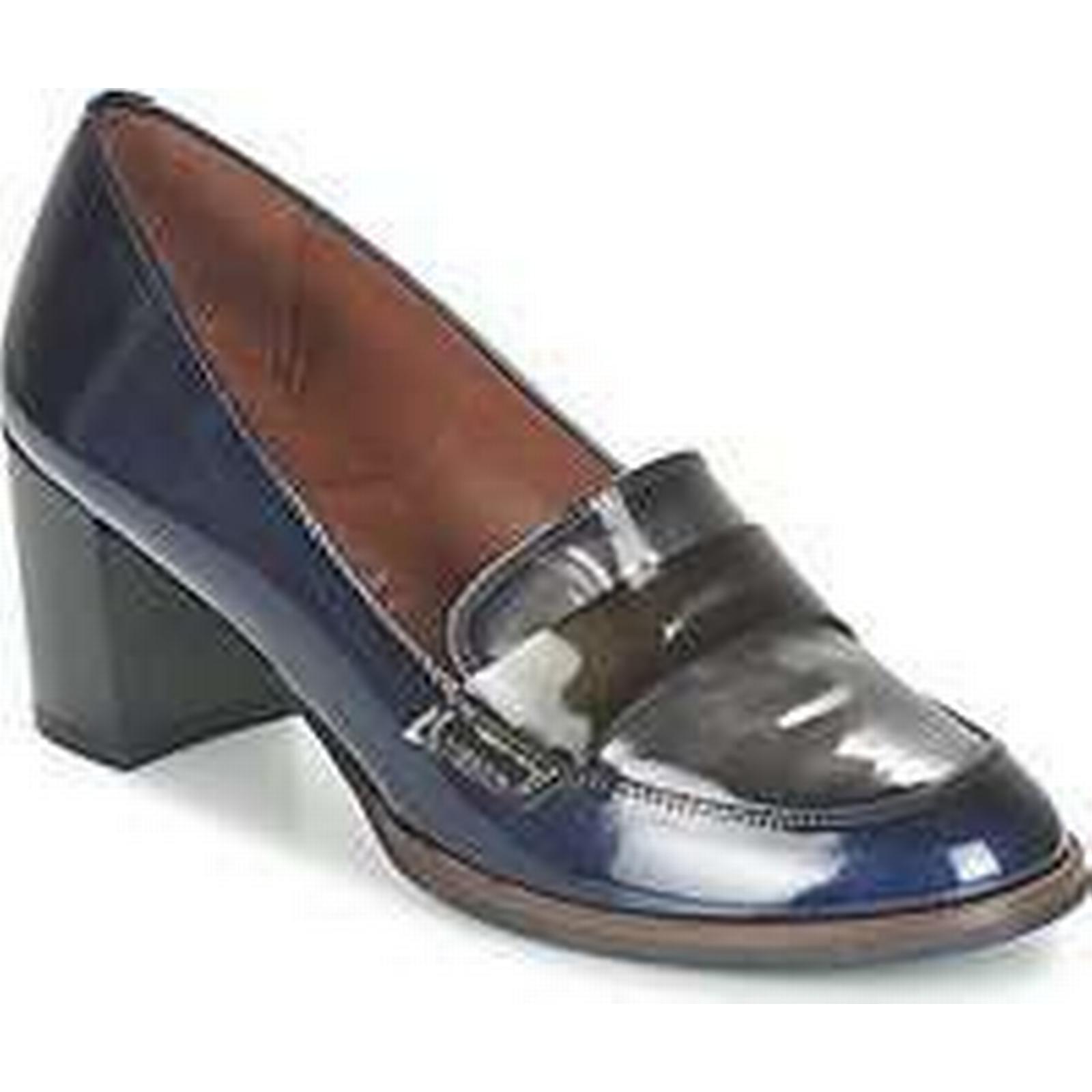 Spartoo.co.uk Hispanitas BRUJAS Blue women's Court Shoes in Blue BRUJAS 1956b9