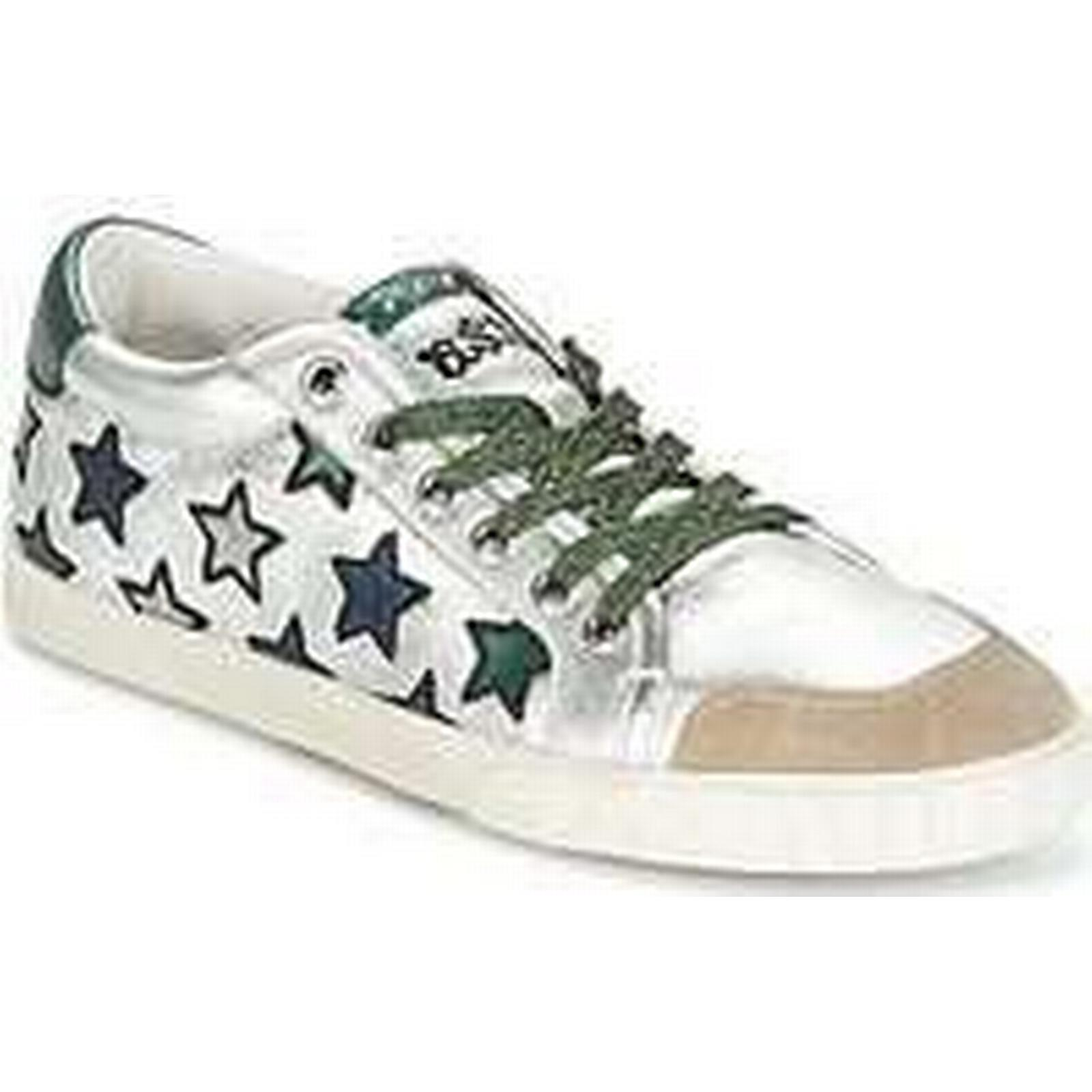 Spartoo.co.uk Ash MAJESTIC women's Shoes Silver (Trainers) in Silver Shoes c12cdc