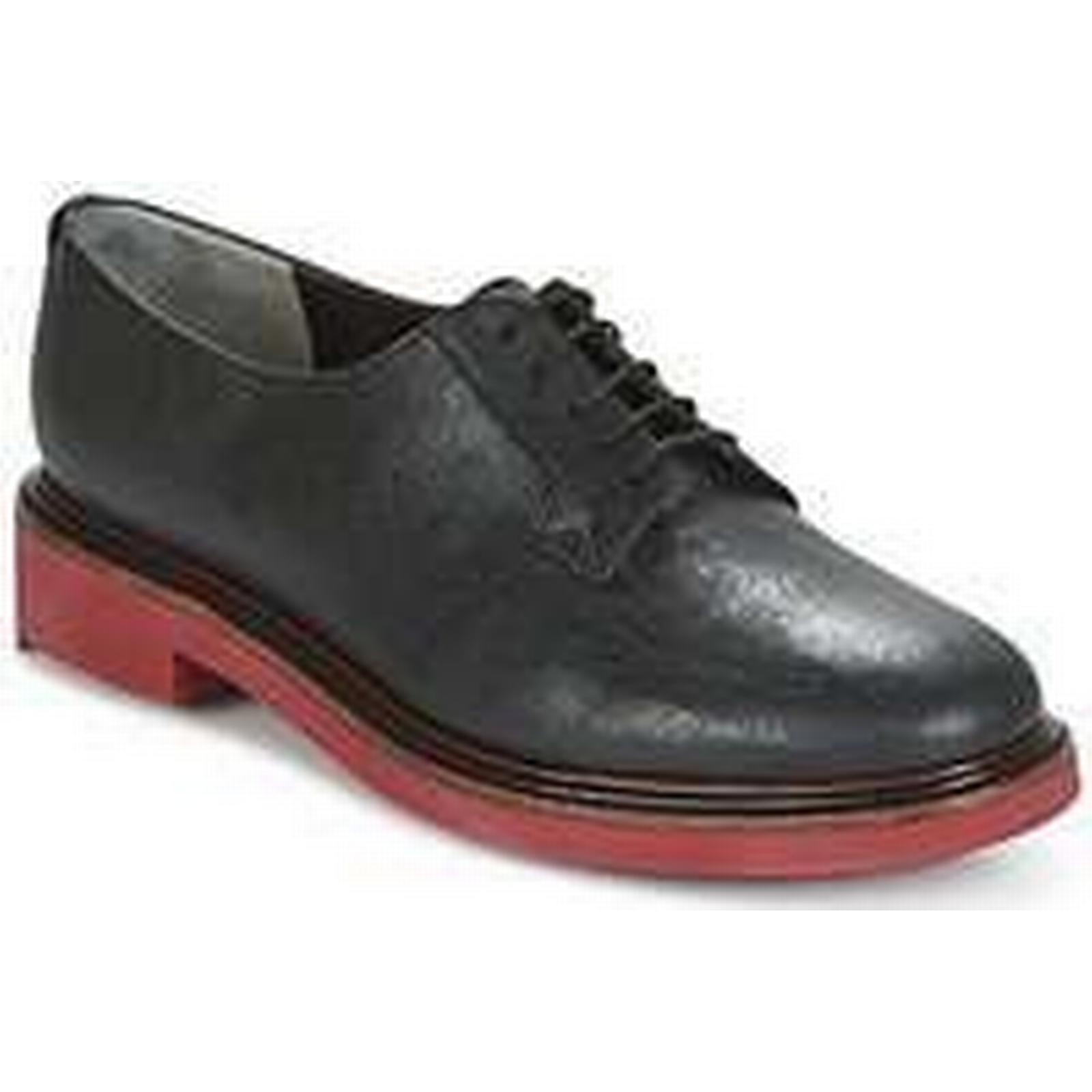 Spartoo.co.uk Robert Shoes Clergerie JONCKO-GRAFFITI-NOIR women's Casual Shoes Robert in Black df8953