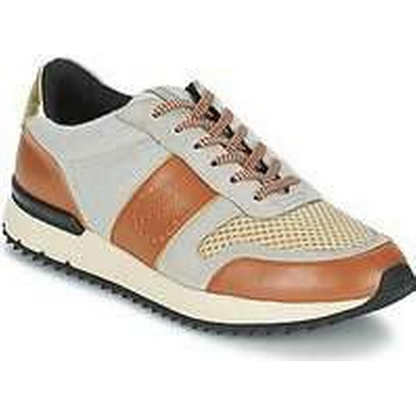 Spartoo.co.uk No Name COSMO JOGGER Brown women's Shoes (Trainers) in Brown JOGGER 62a12f