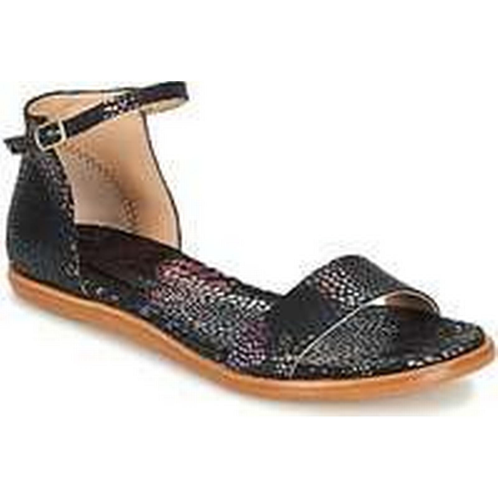 Spartoo.co.uk Neosens AURORA women's Sandals Black in Black Sandals 1b961a