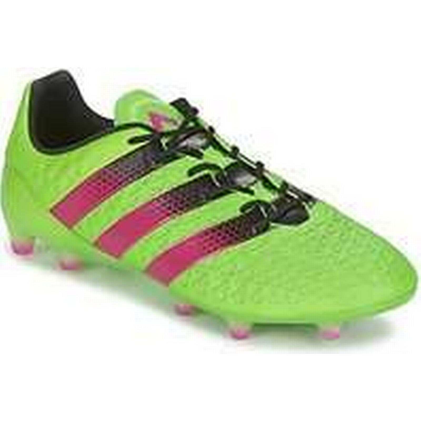 spartoo.co.uk adidas ace . fg fg fg / ag des hommes et #  ; s des chaussures de foot en vert 416d22