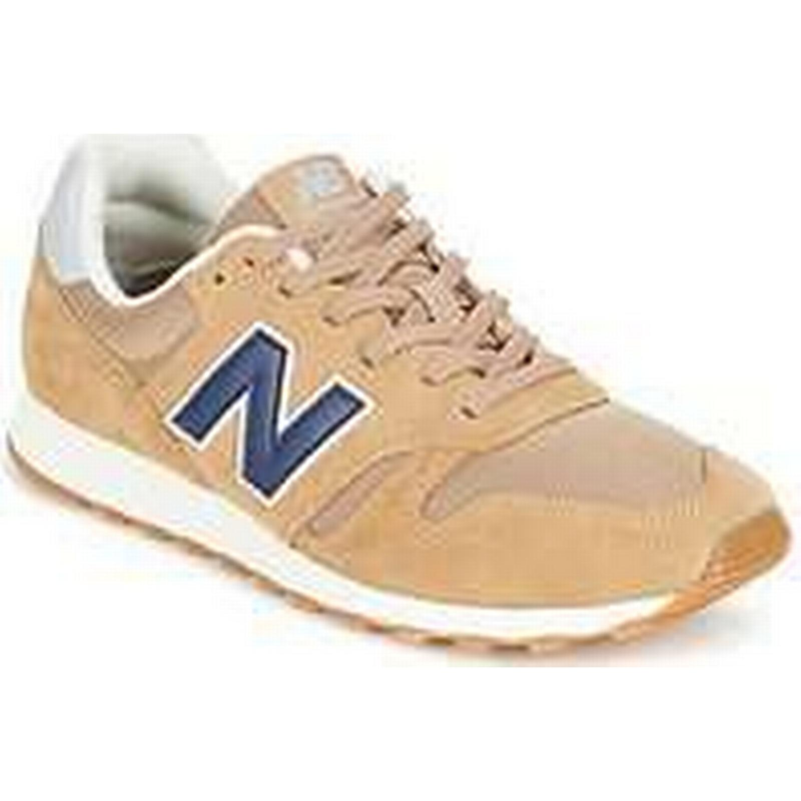 Spartoo.co.uk Shoes New Balance ML373 men's Shoes Spartoo.co.uk (Trainers) in Beige a02492