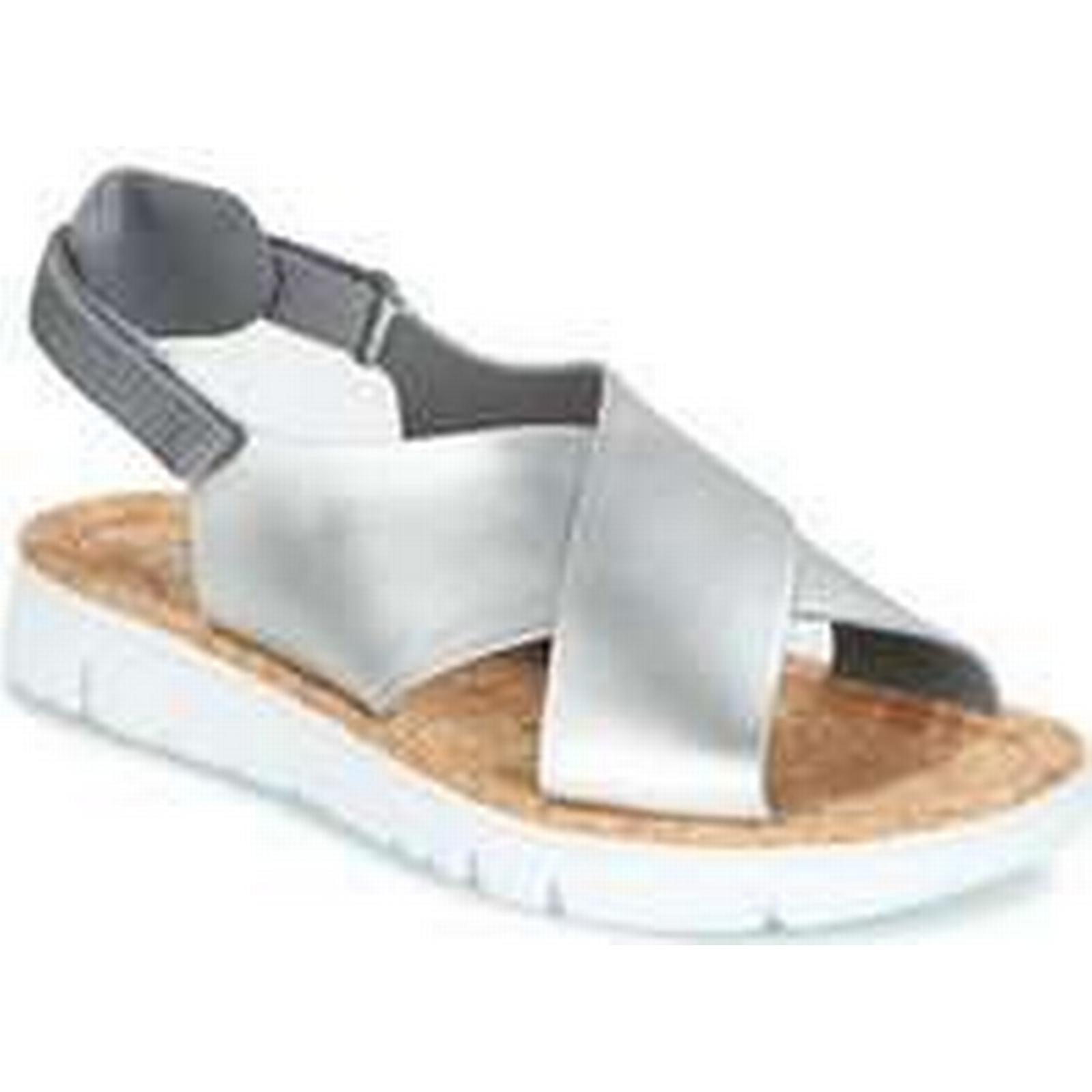 spartoo.co.uk campeur oruga femmes & & & #  ; s les sandales en argent b9fe5e