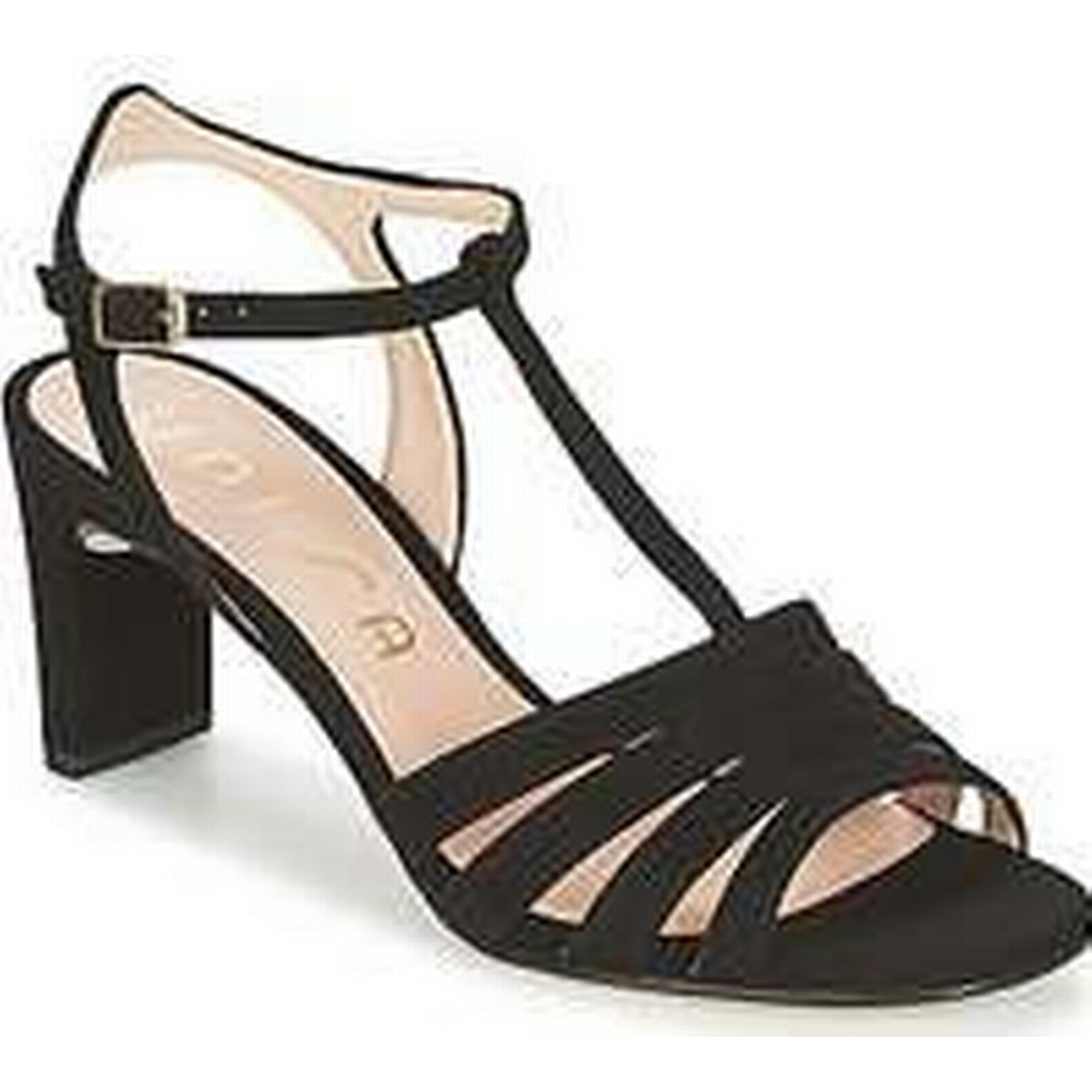Spartoo.co.uk Unisa Black MARITA women's Sandals in Black Unisa 600a4b