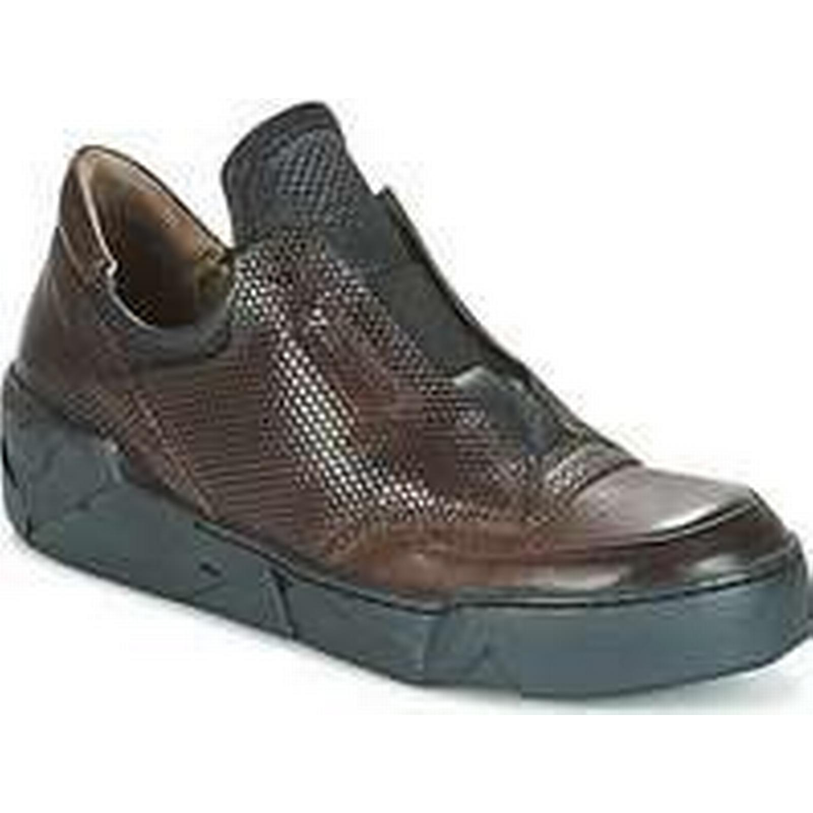 Spartoo.co.uk Airstep / Boots A.S.98 CONCEPT women's Mid Boots / in Brown cac671