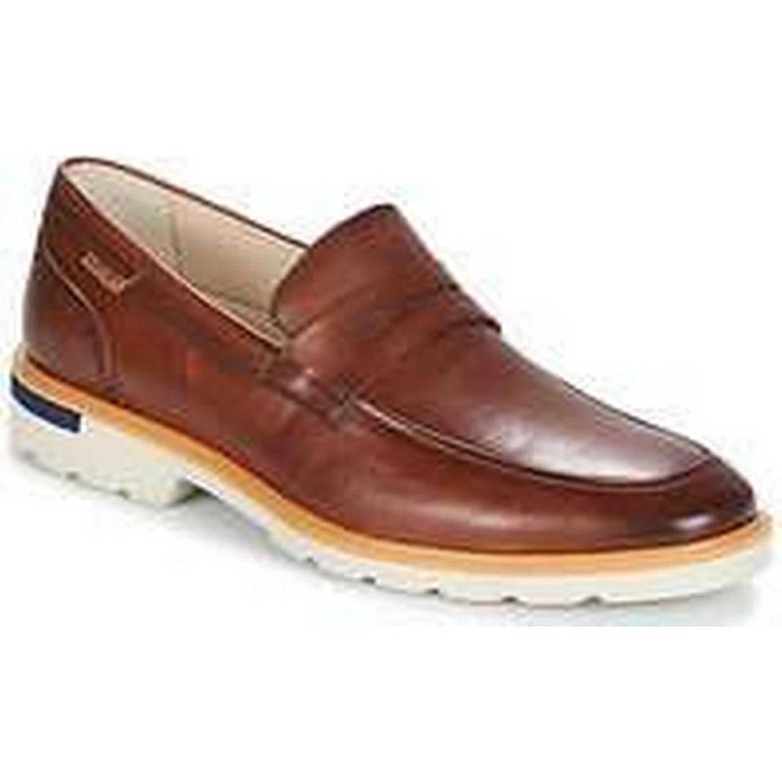 Spartoo.co.uk Loafers Pikolinos SALOU M9J men's Loafers Spartoo.co.uk / Casual Shoes in Brown 2c4316