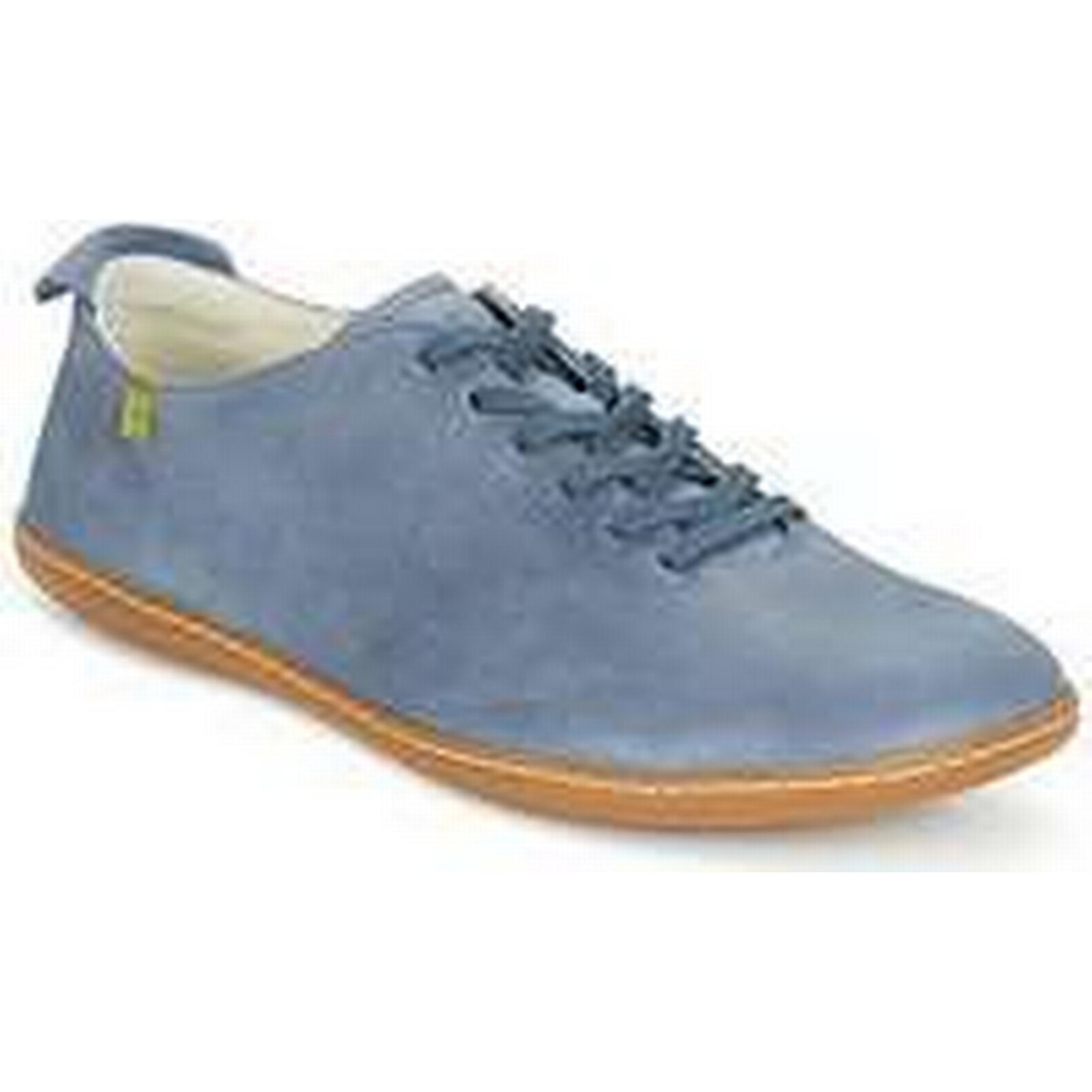 spartoo.co.uk el naturalista el viajero viajero viajero flidsu hommes & #  ; s Chaussure s formateurs en bleu 1d3c8a