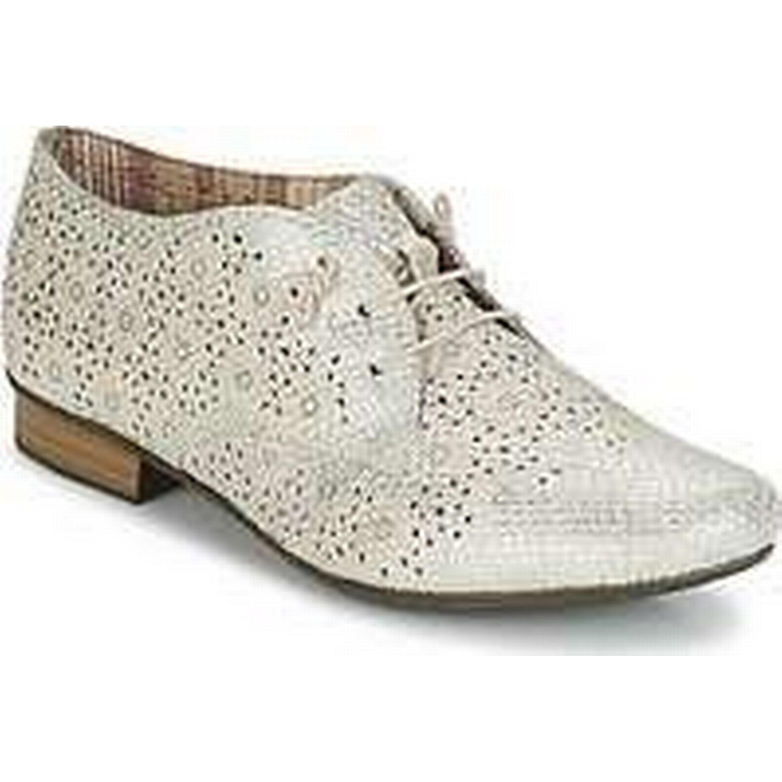 Spartoo.co.uk Rieker KAYOE Shoes women's Casual Shoes KAYOE in Beige 33d6c3