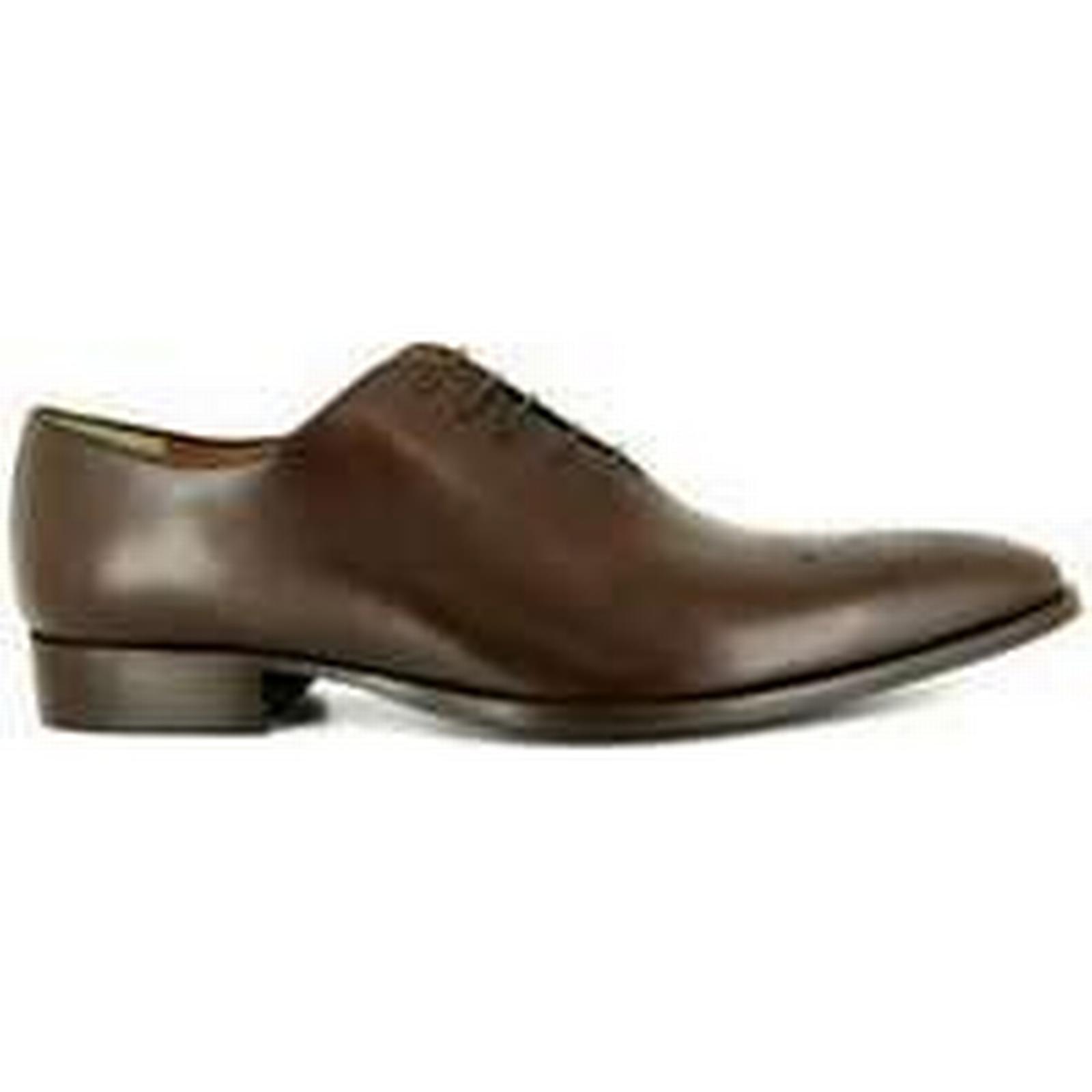 homme Marron des chaussures en cuir hommes richelieu jb-dalmas hommes cuir cc520a