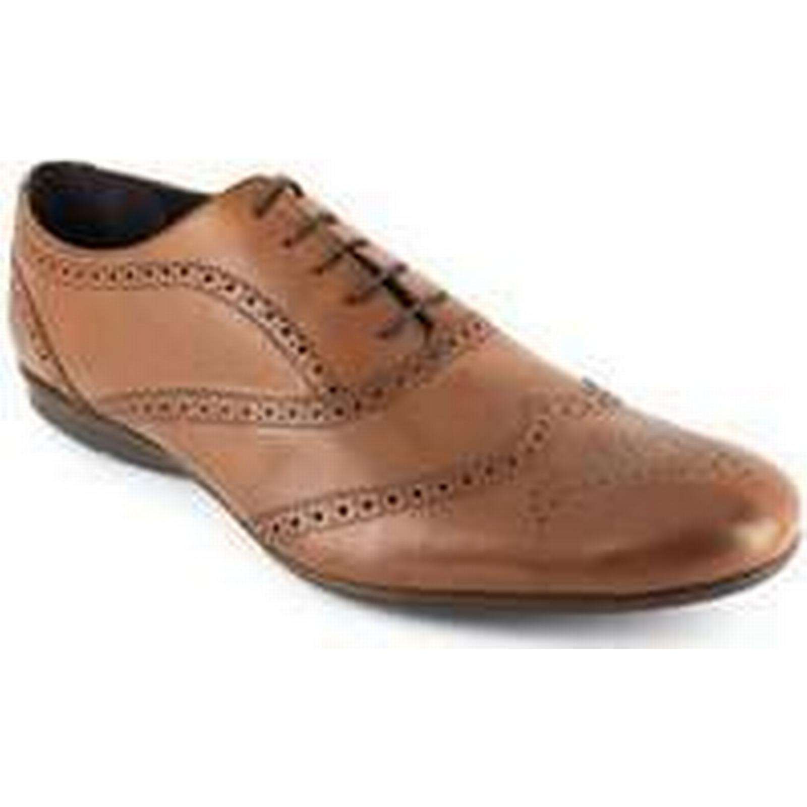 Spartoo.co.uk J.bradford Richelieu Camel / Leather JB-OLMO men's Smart / Camel Formal Shoes in Brown 089b39