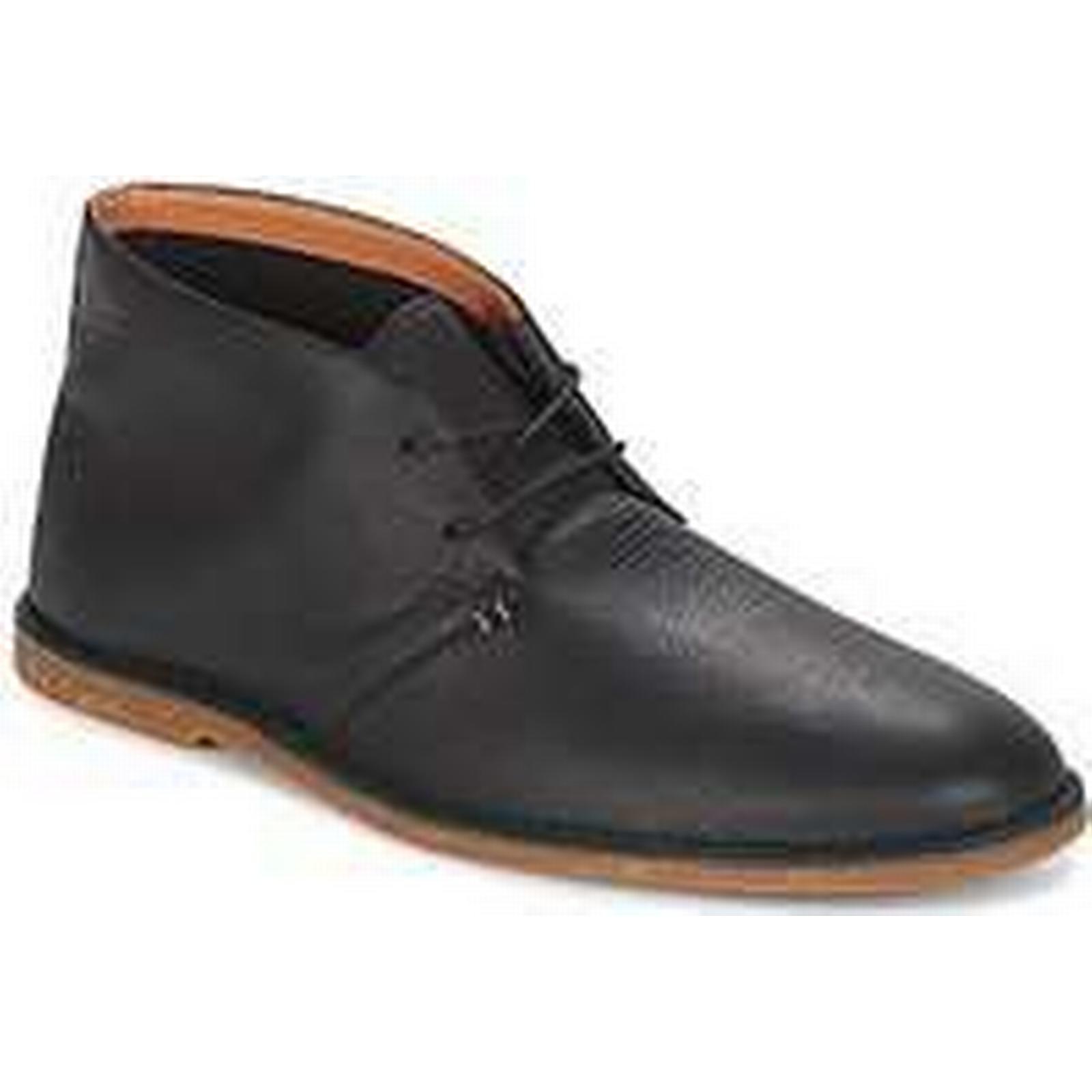 Spartoo.co.uk men's Clarks BALTIMORE MID men's Spartoo.co.uk Mid Boots in Black 8d5c74