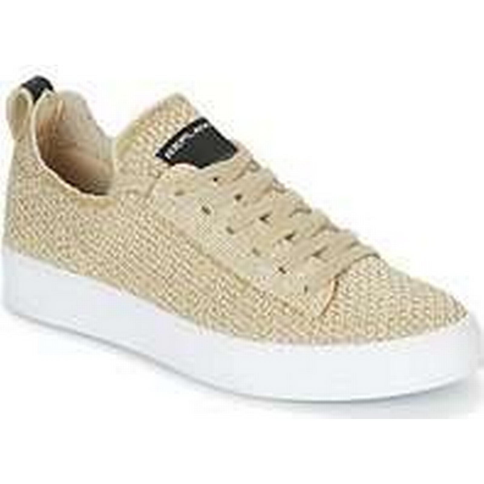 Spartoo.co.uk Replay DROW (Trainers) W women's Shoes (Trainers) DROW in Gold 474cf9