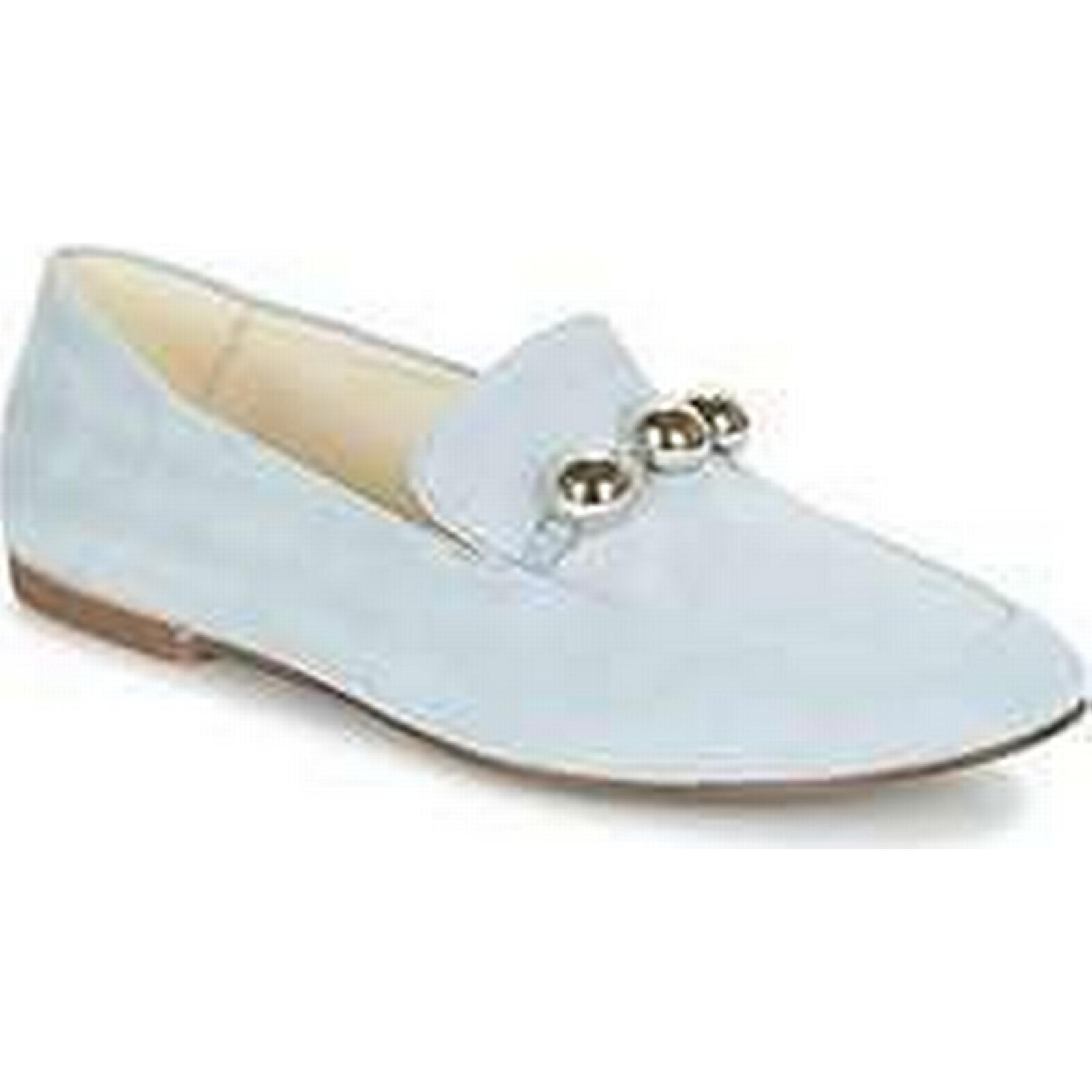 Spartoo.co.uk Vagabond AYDEN Shoes women's Loafers / Casual Shoes AYDEN in Grey 1681bd