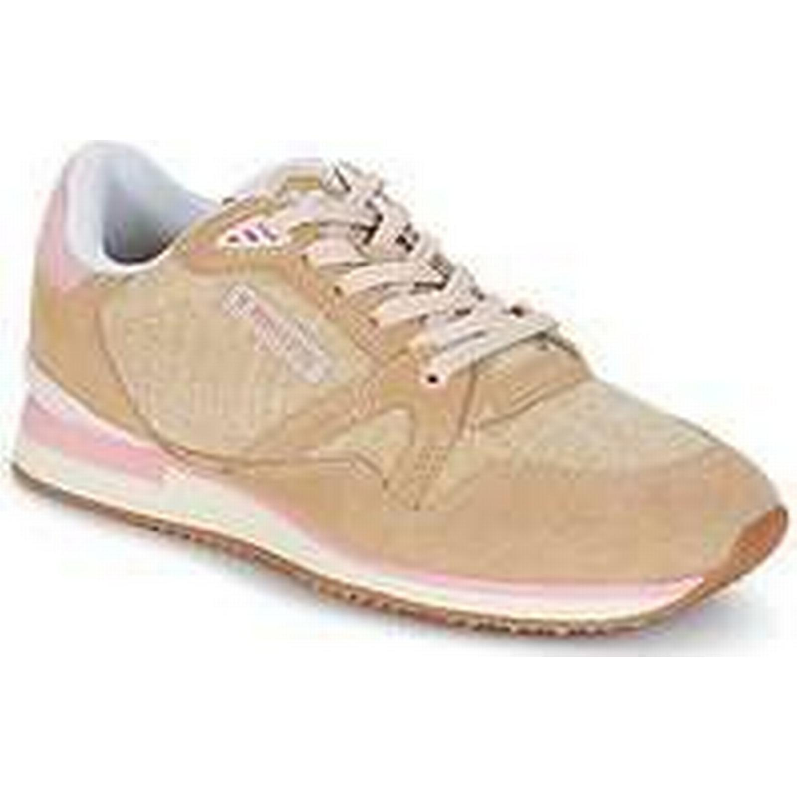 Spartoo.co.uk M. Moustache ANDREE in women's Shoes (Trainers) in ANDREE Beige 498e41