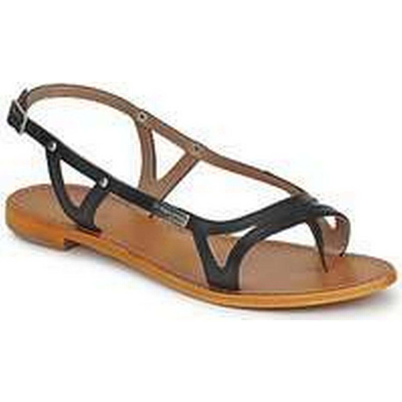 Spartoo.co.uk Les Tropéziennes par in M Belarbi ISATIS women's Sandals in par Black 0291c0