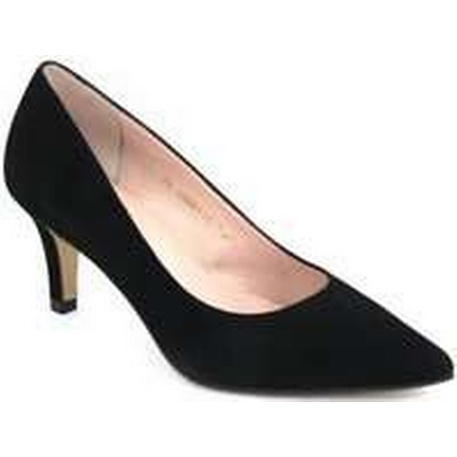 Spartoo.co.uk Lodi Linet women's Court Black Shoes in Black Court bf1f36