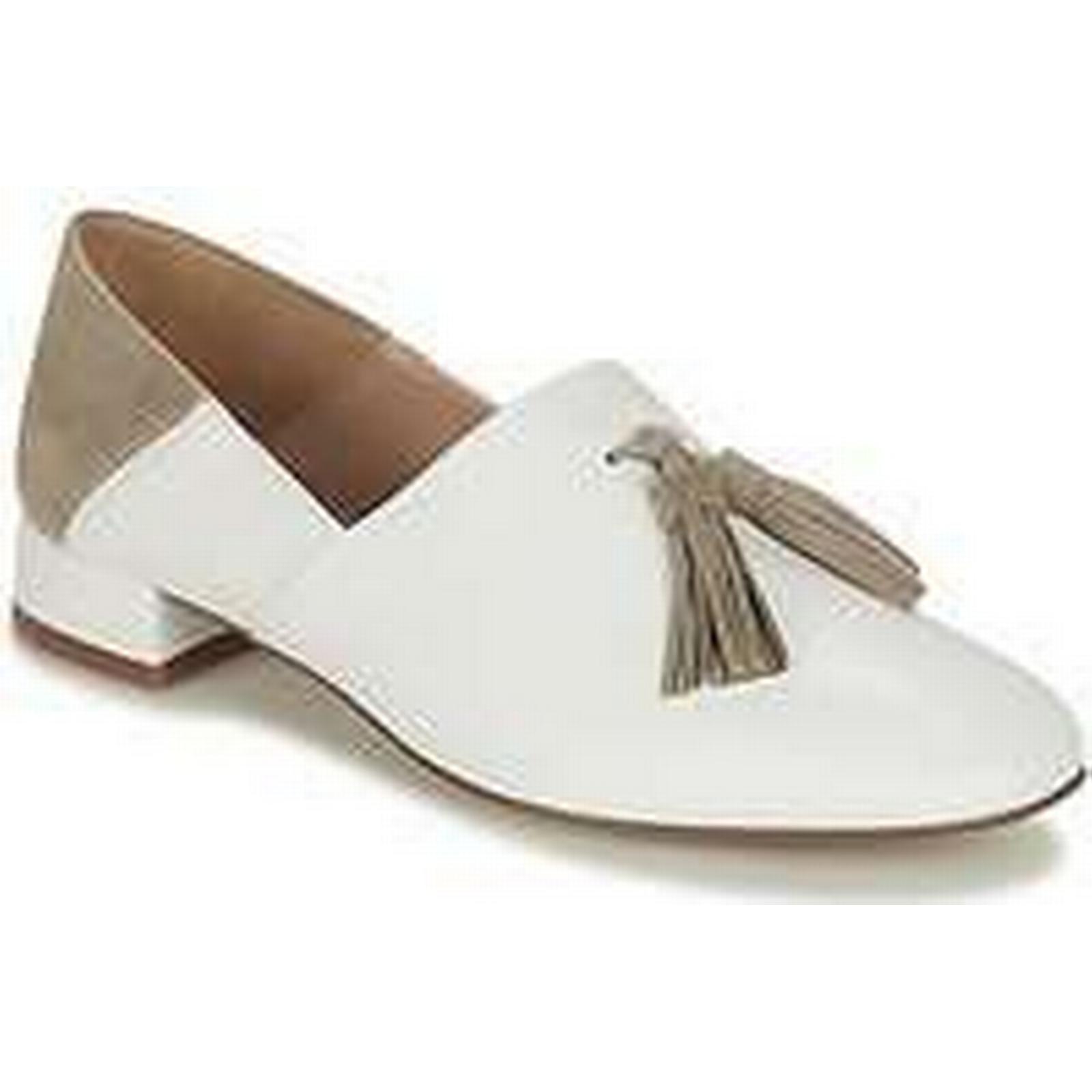 spartoo.co.uk fericelli iloaf femmes & & femmes #  ; s des mocassins / souliers en blanc 5670fb