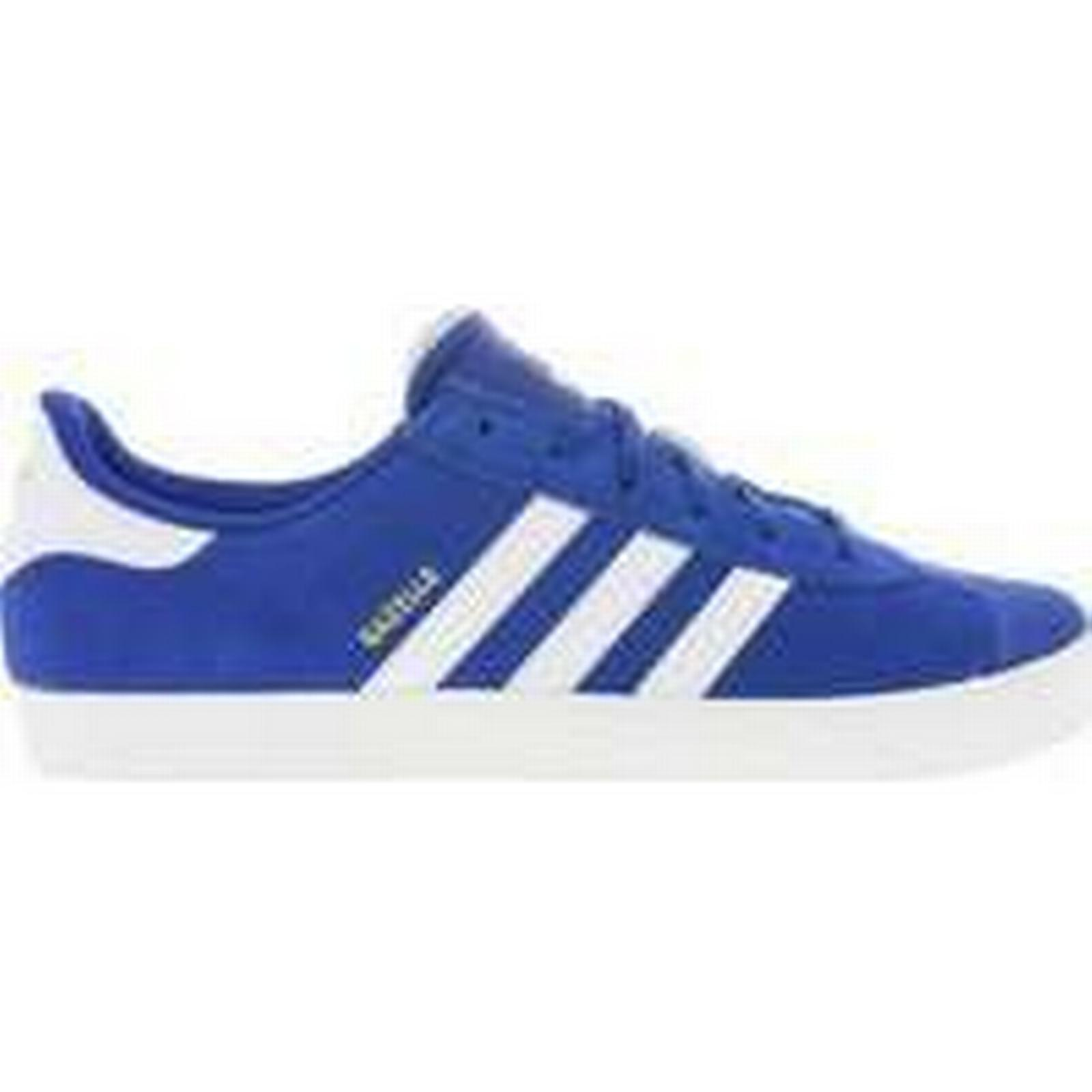 Spartoo.co.uk adidas Shoes GAZELLE 2 J women's Shoes adidas (Trainers) in Blue 7937ae