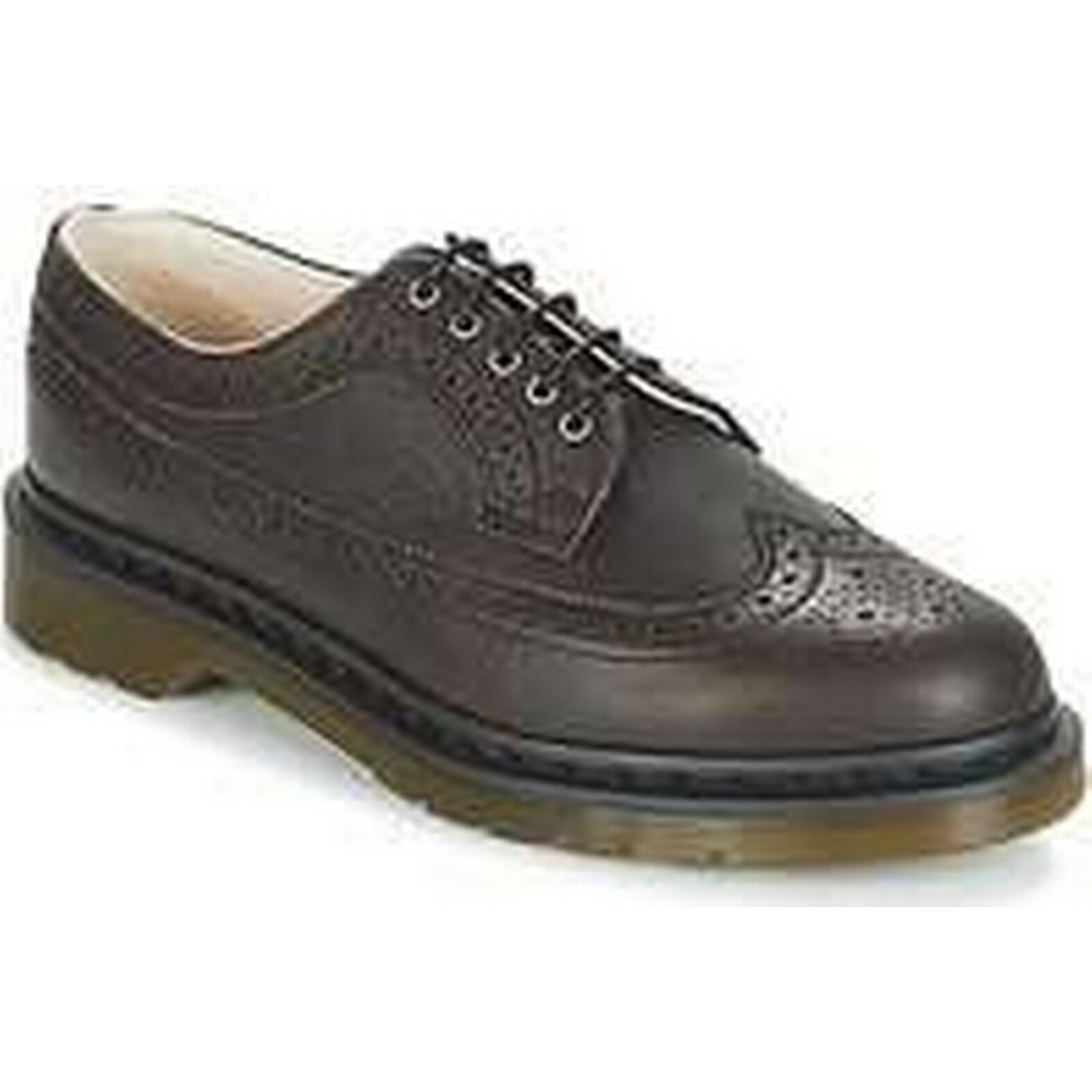 Spartoo.co.uk Dr Shoes Martens 3989 men's Casual Shoes Dr in Brown 408a84