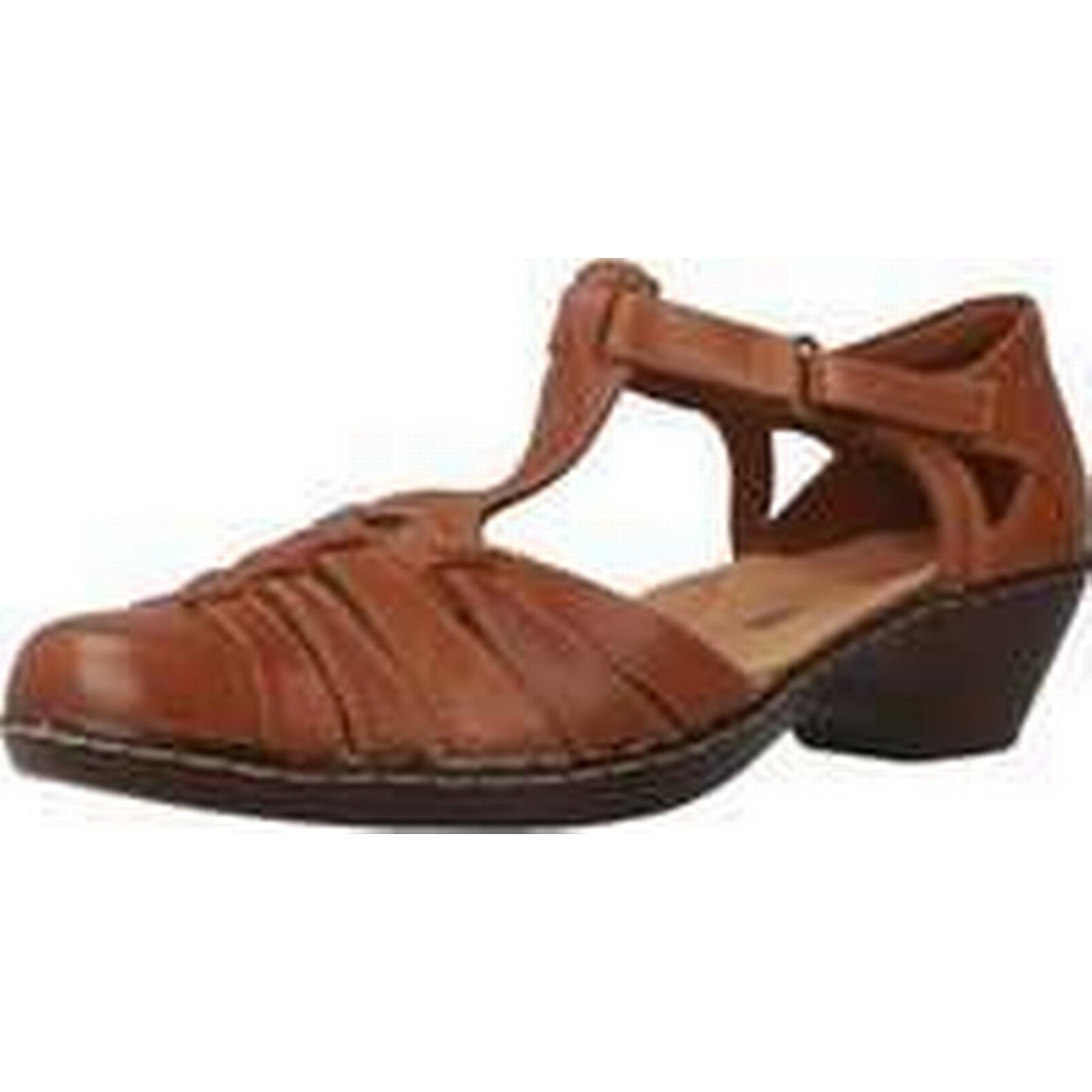 Spartoo.co.uk Clarks WENDY Sandals women's Sandals WENDY in Brown 4004f5
