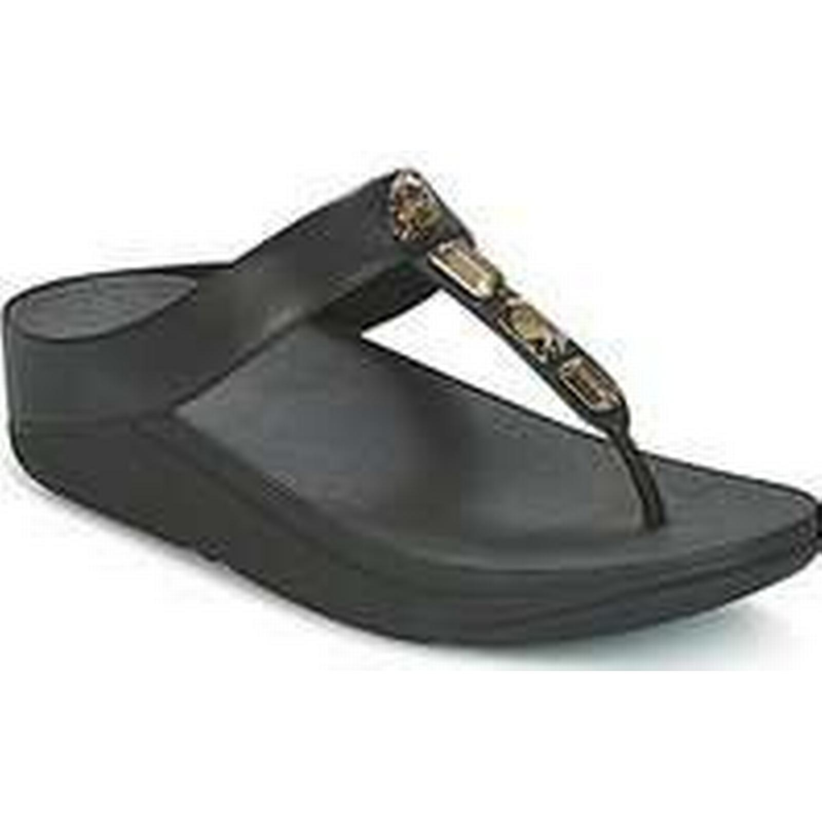 f4cacf8fcbe Spartoo.co.uk FitFlop ROKA TOE-THONG SANDALS women  x27 s Flip flops ...