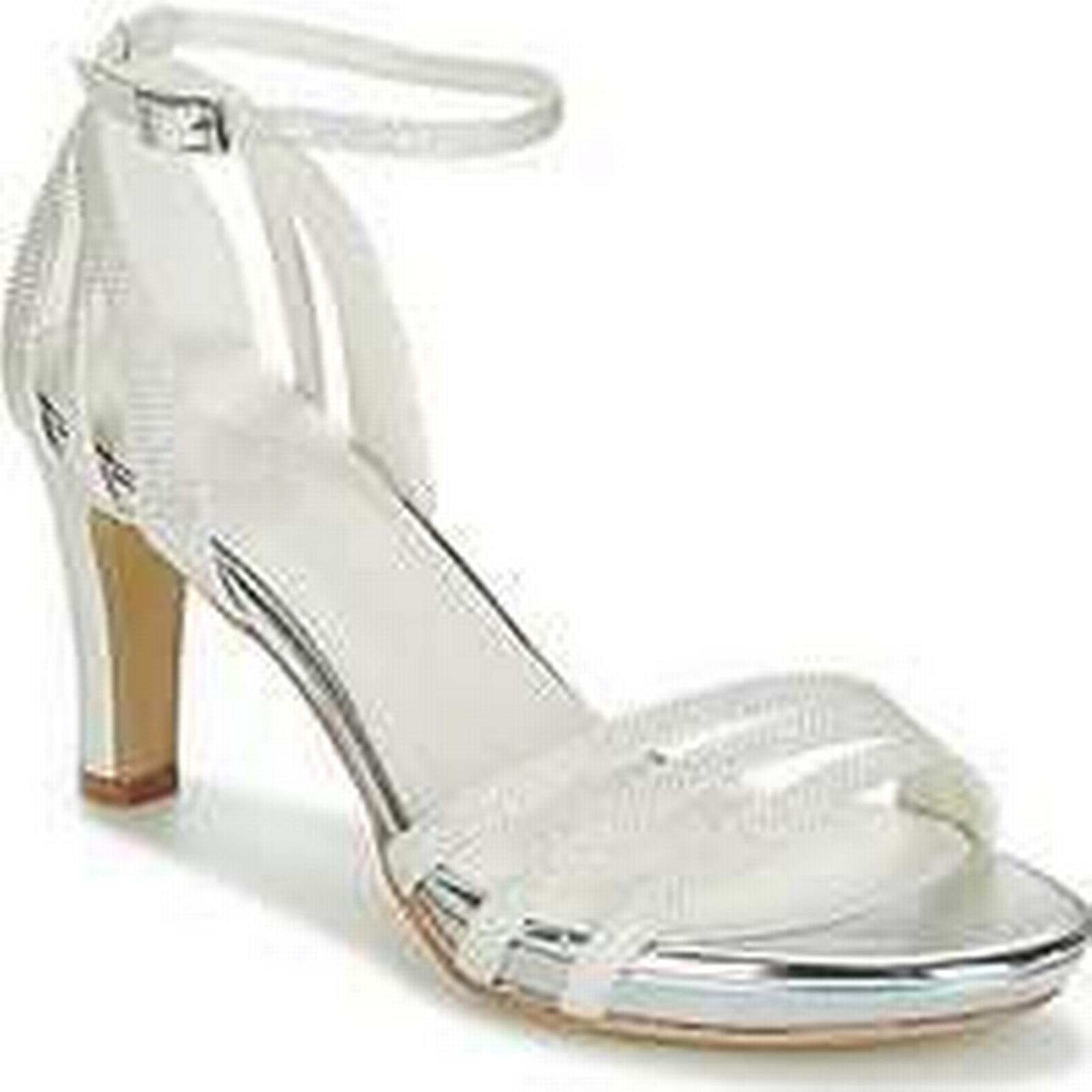 Spartoo.co.uk Menbur FABIOLA women's in Sandals in women's White 2dd14d